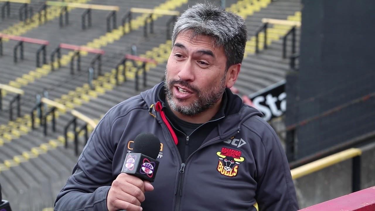 Bradford Bulls owner Andrew Chalmers believes a 14-team Super League is the way to go.