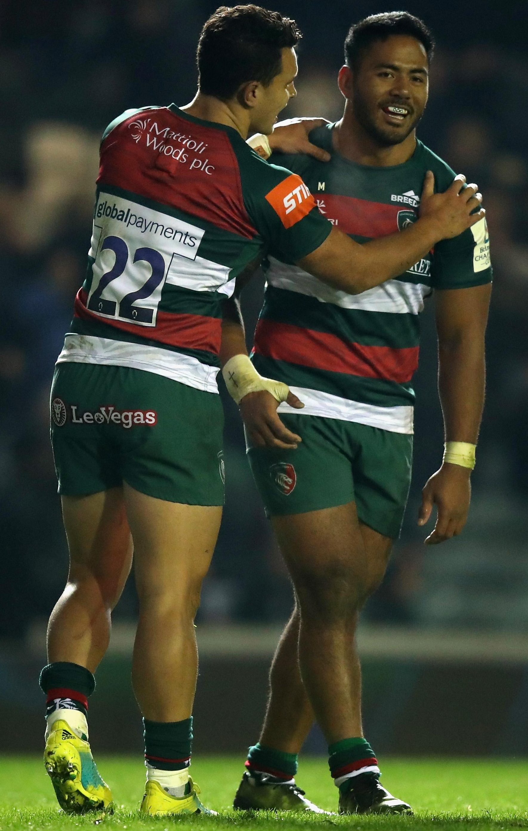England fans can't wait to see Tuilagi in action again