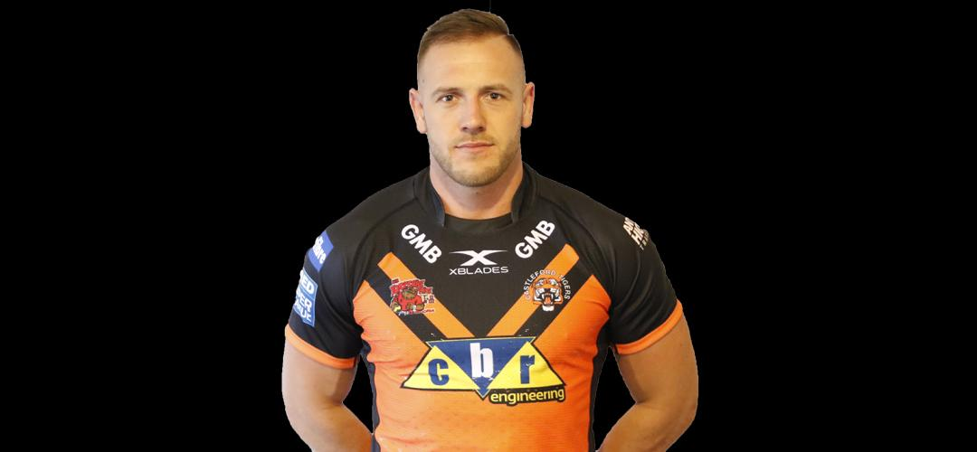 Liam Watts hopes to add another page to his nana's scrapbook by helping Castleford to the Grand Final