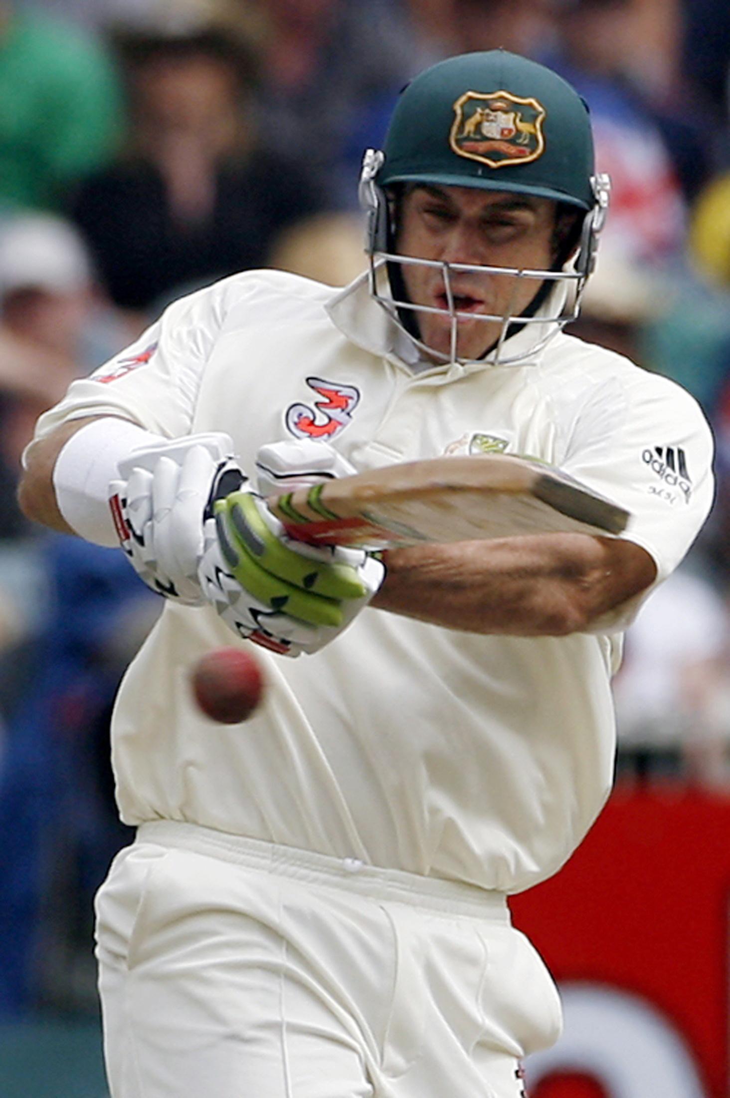 Matthew Hayden retired in 2009 after scoring 8,625 runs for Australia