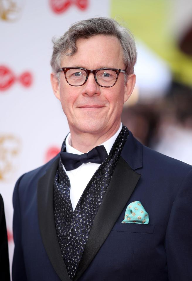 Alex Jennings plays Ted in BBC drama Gold Digger