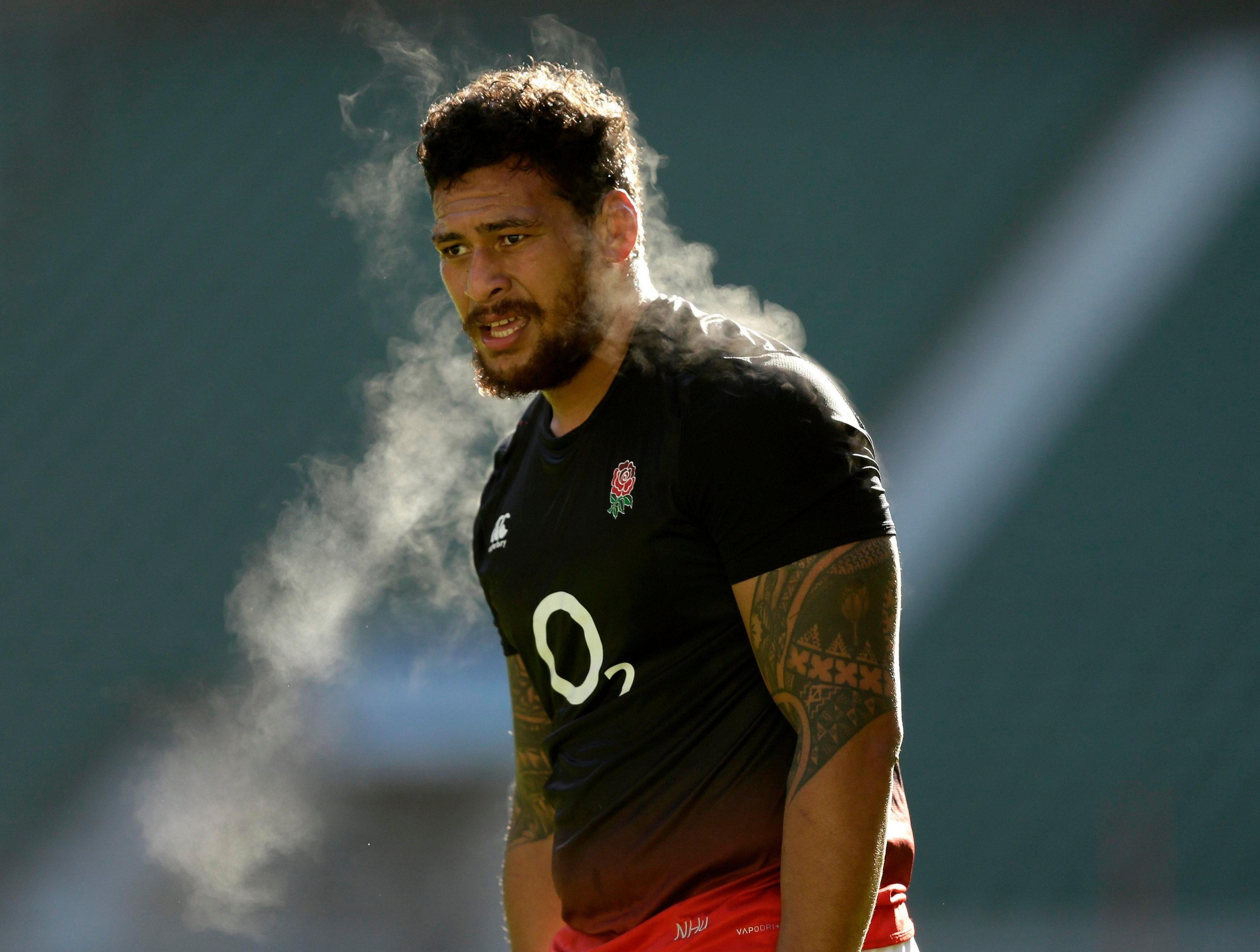 England star Nathan Hughes has copped a six-week ban
