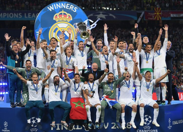 Real Madrid lifted both the trophy and boosted their bank balance