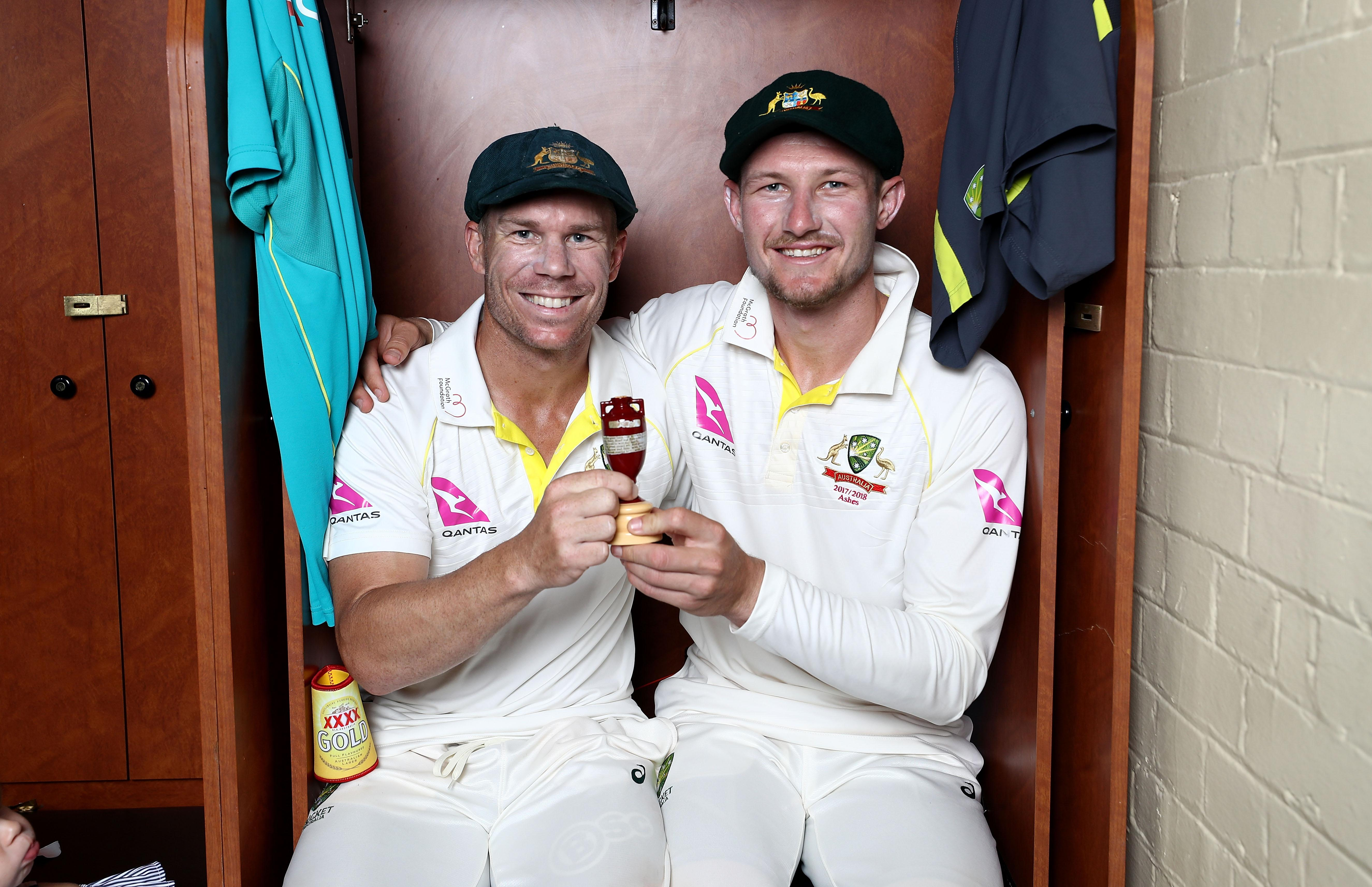 David Warner and Cameron Bancroft were also punished for their actions in Cape Town