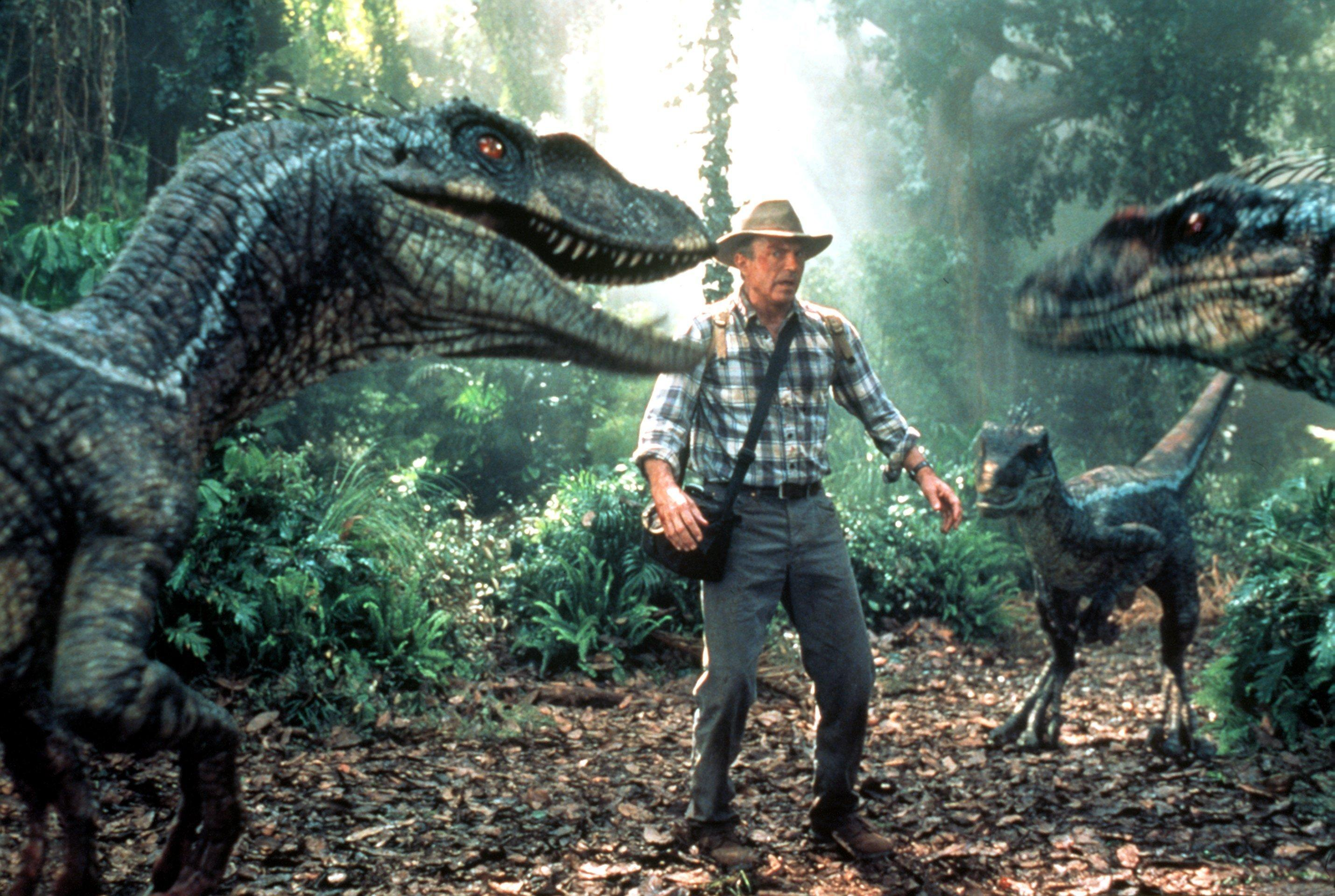 Jurassic Park star Sam Neill is being lined-up to play Eddie Jones' dad in a new film