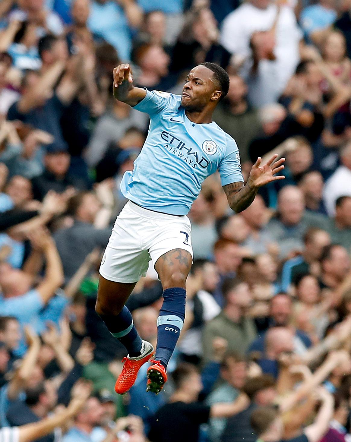 Real Madrid are keeping tabs on Raheem Sterling amidst contract stalemate