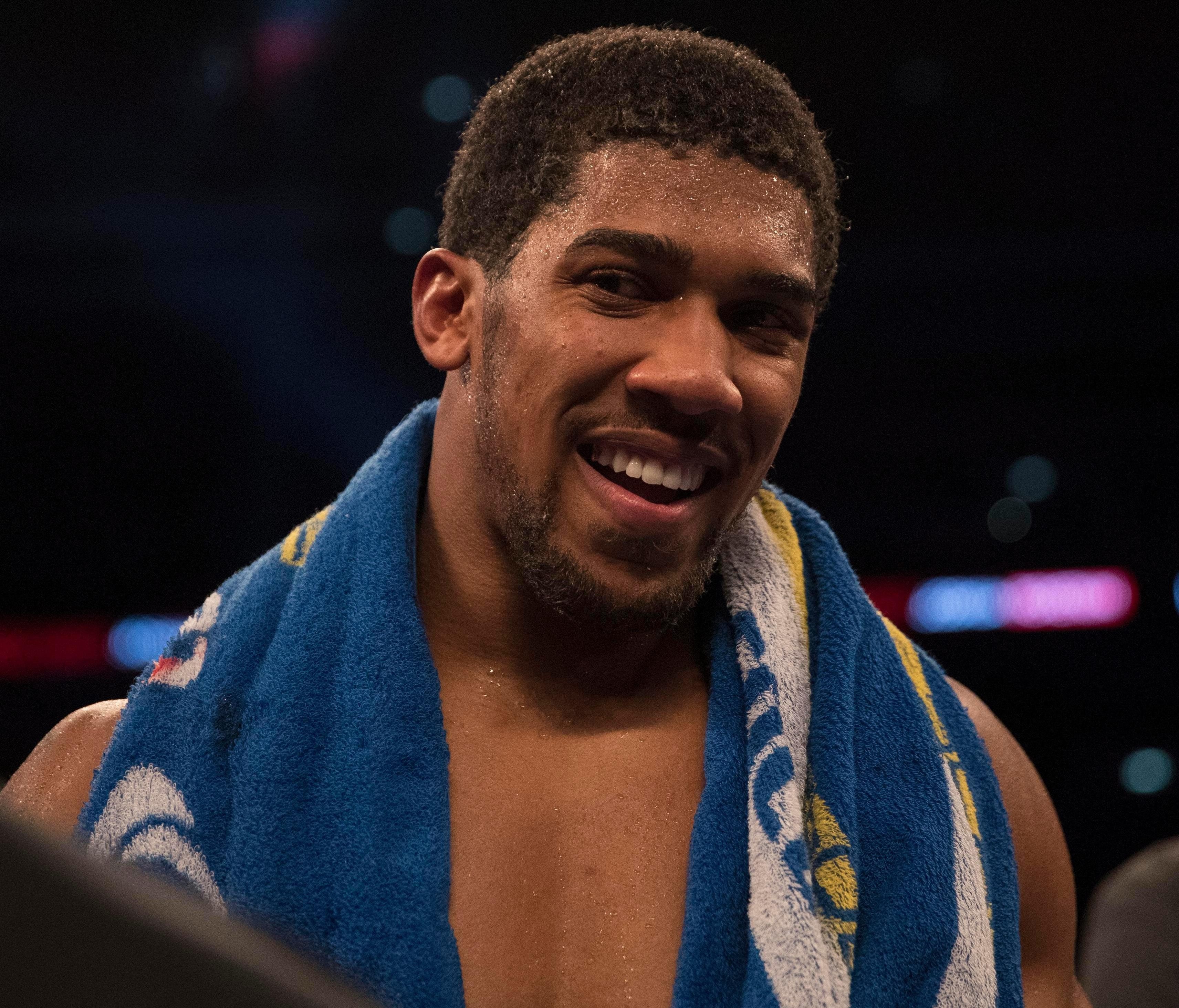 The WBC are desperate to see Anthony Joshua fight the WBC champion for 'all the belts'