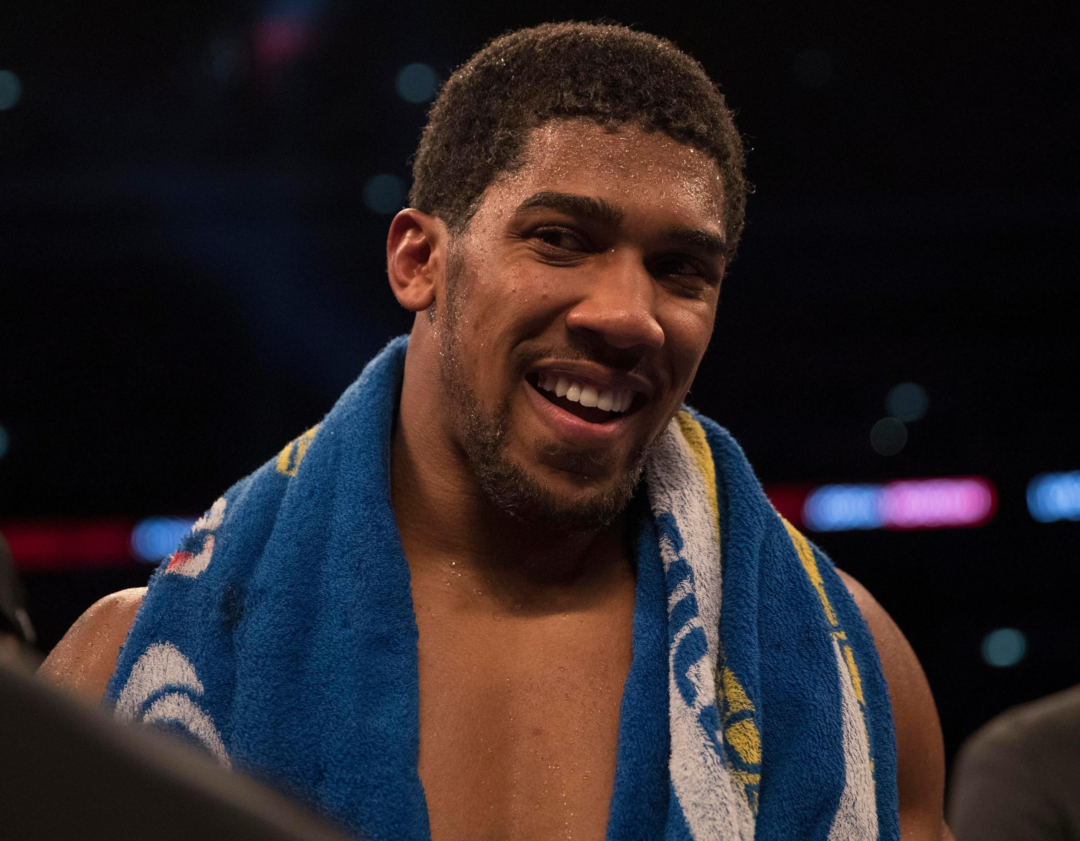 Anthony Joshua is 'nothing out of the ordinary' according toOleksandr Usyk