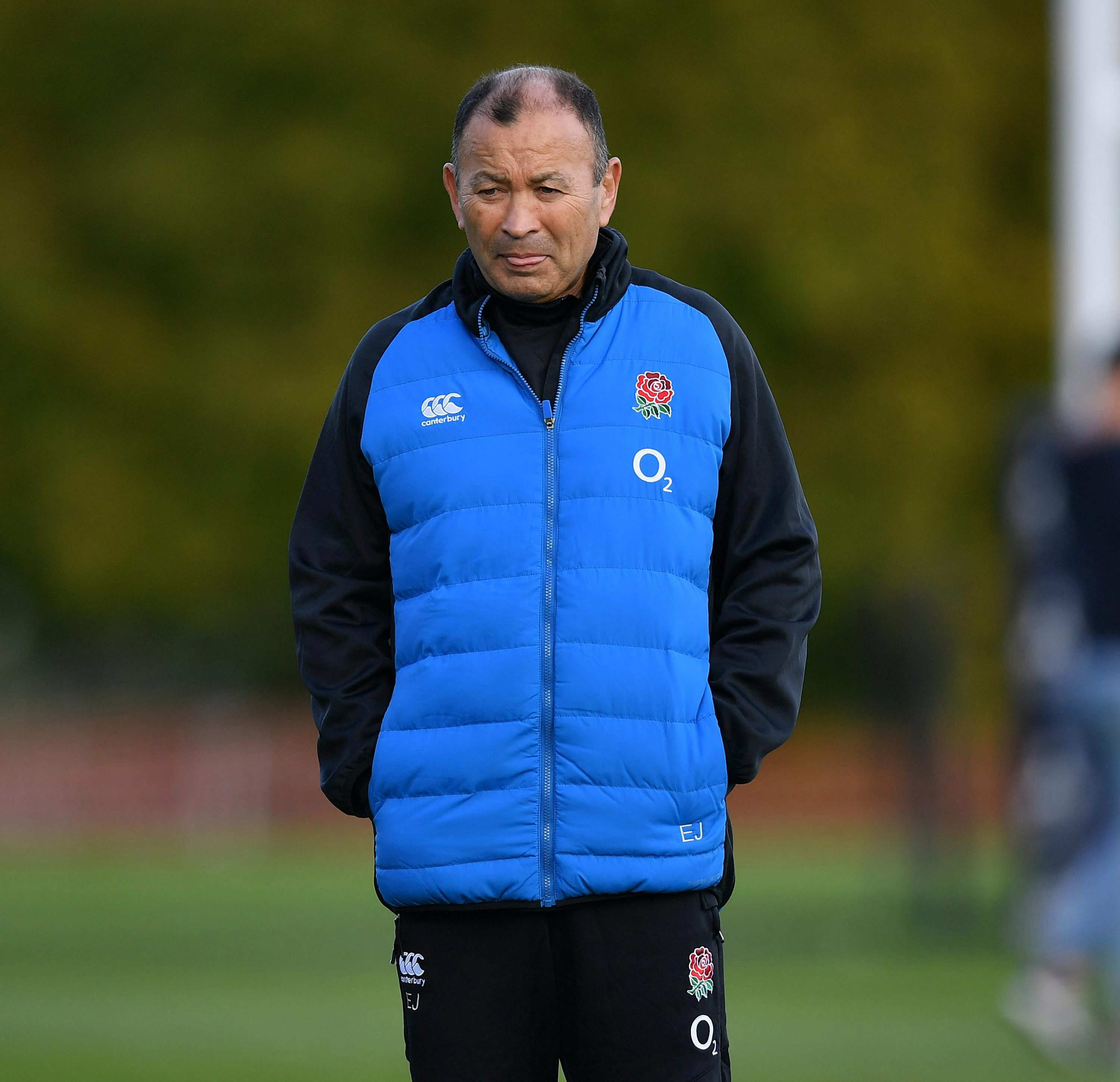 England boss Eddie Jones will be portrayed in a film called the 'Miracle of Brighton'