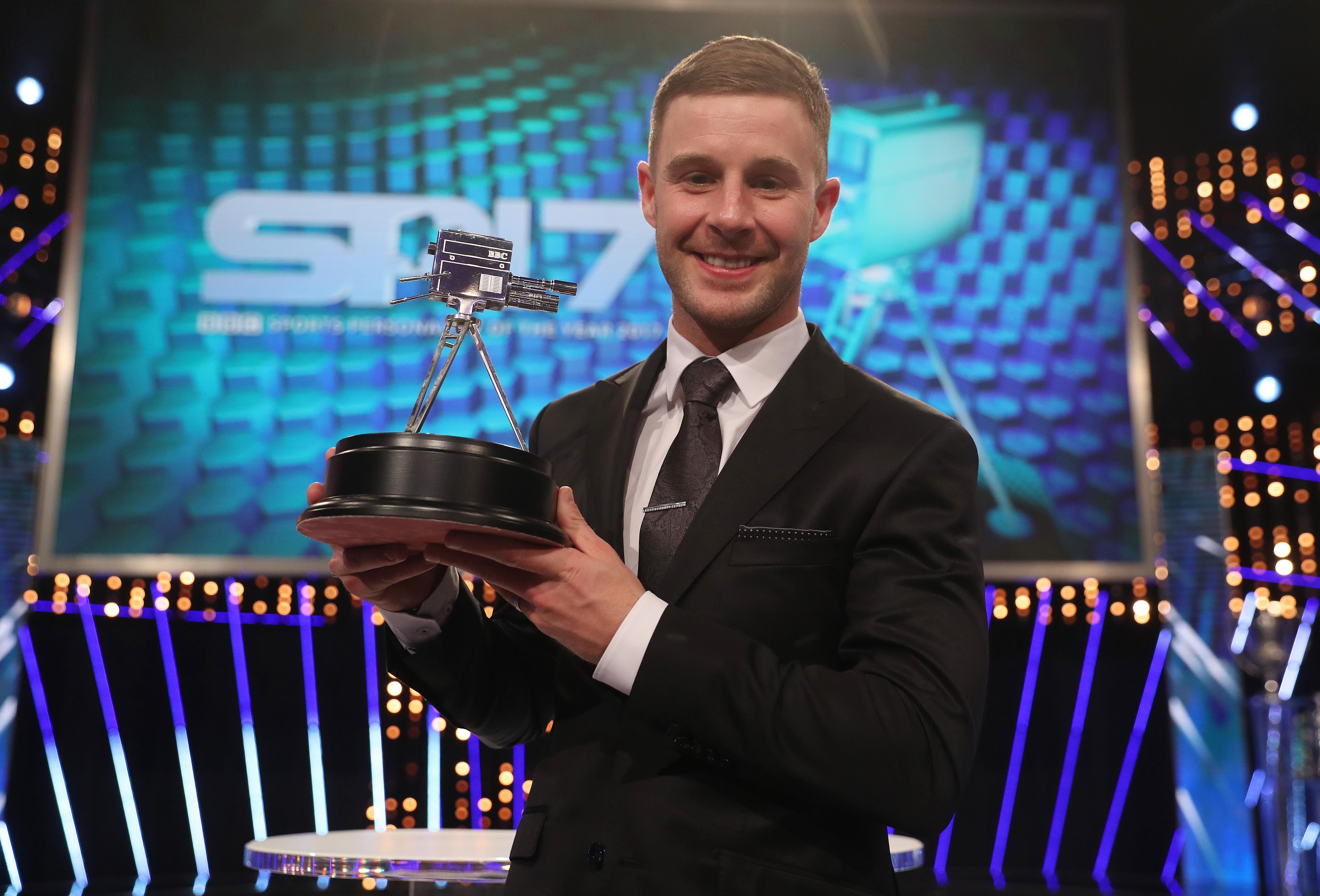 Jonathan Rea came in second in the 2017 SPOTY voting