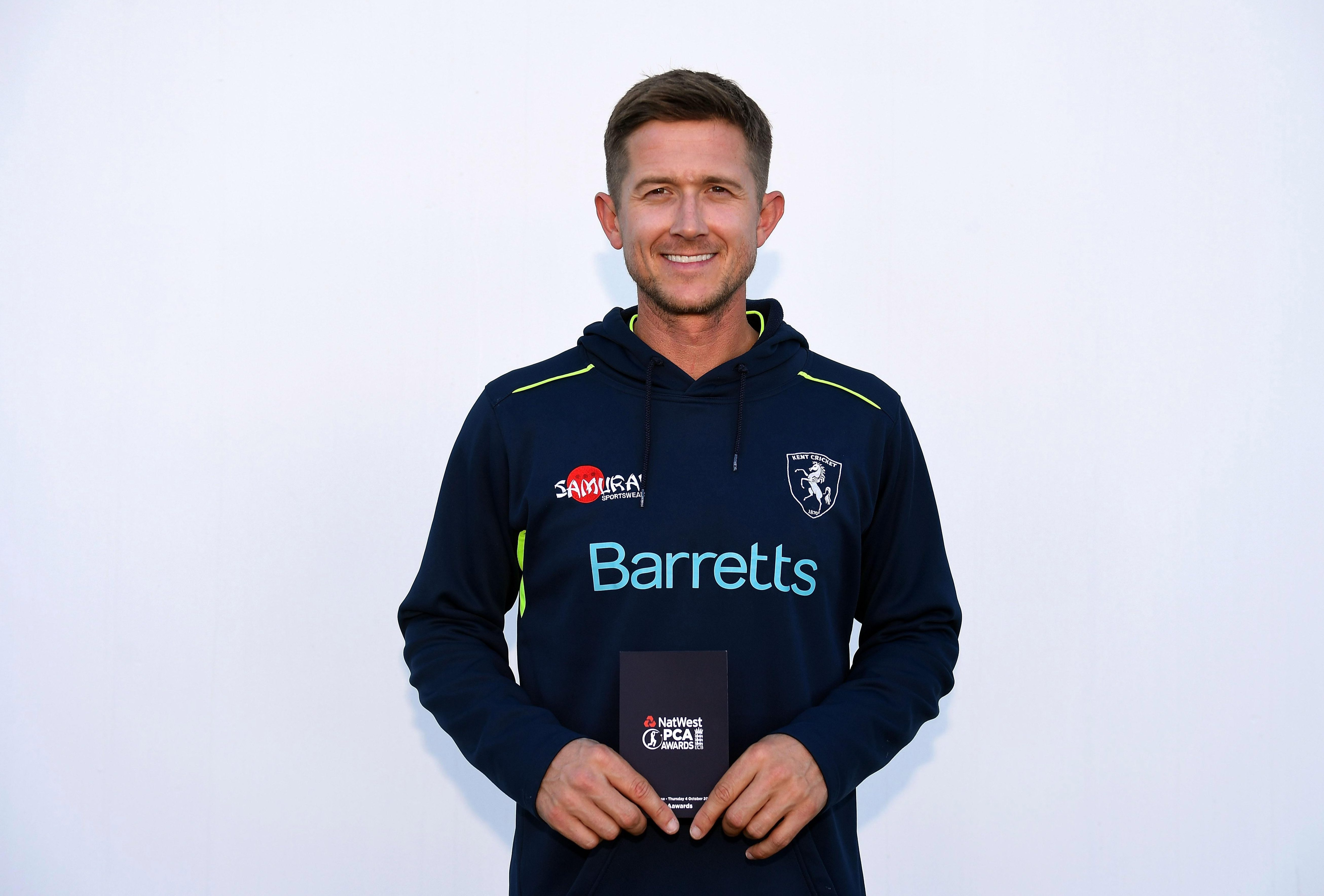 Joe Denly has been rewarded for his form with a double England call-up