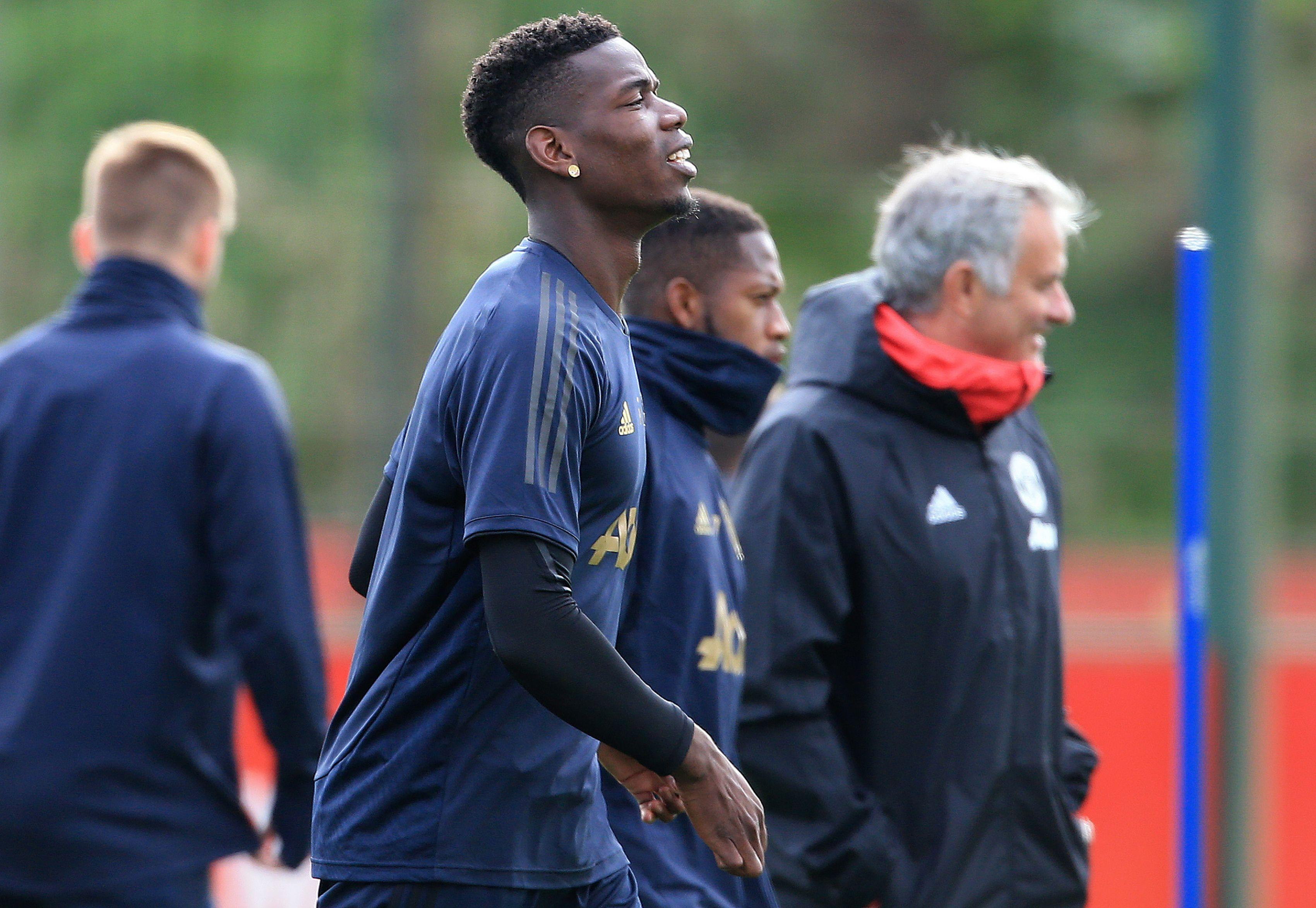 Mourinho's relationship with his Man Utd players, especially Paul Pogba, is at rock bottom