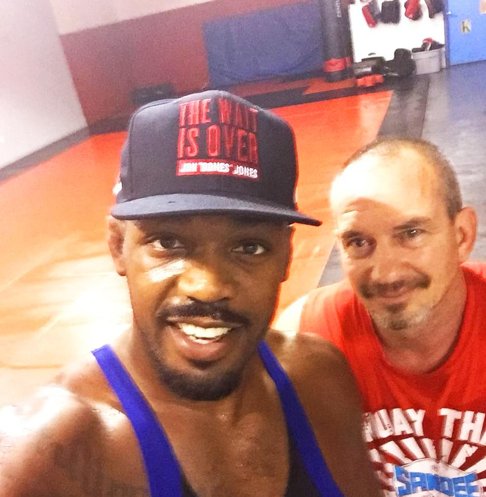 Jon Jones will be back in the UFC octagon before 2019