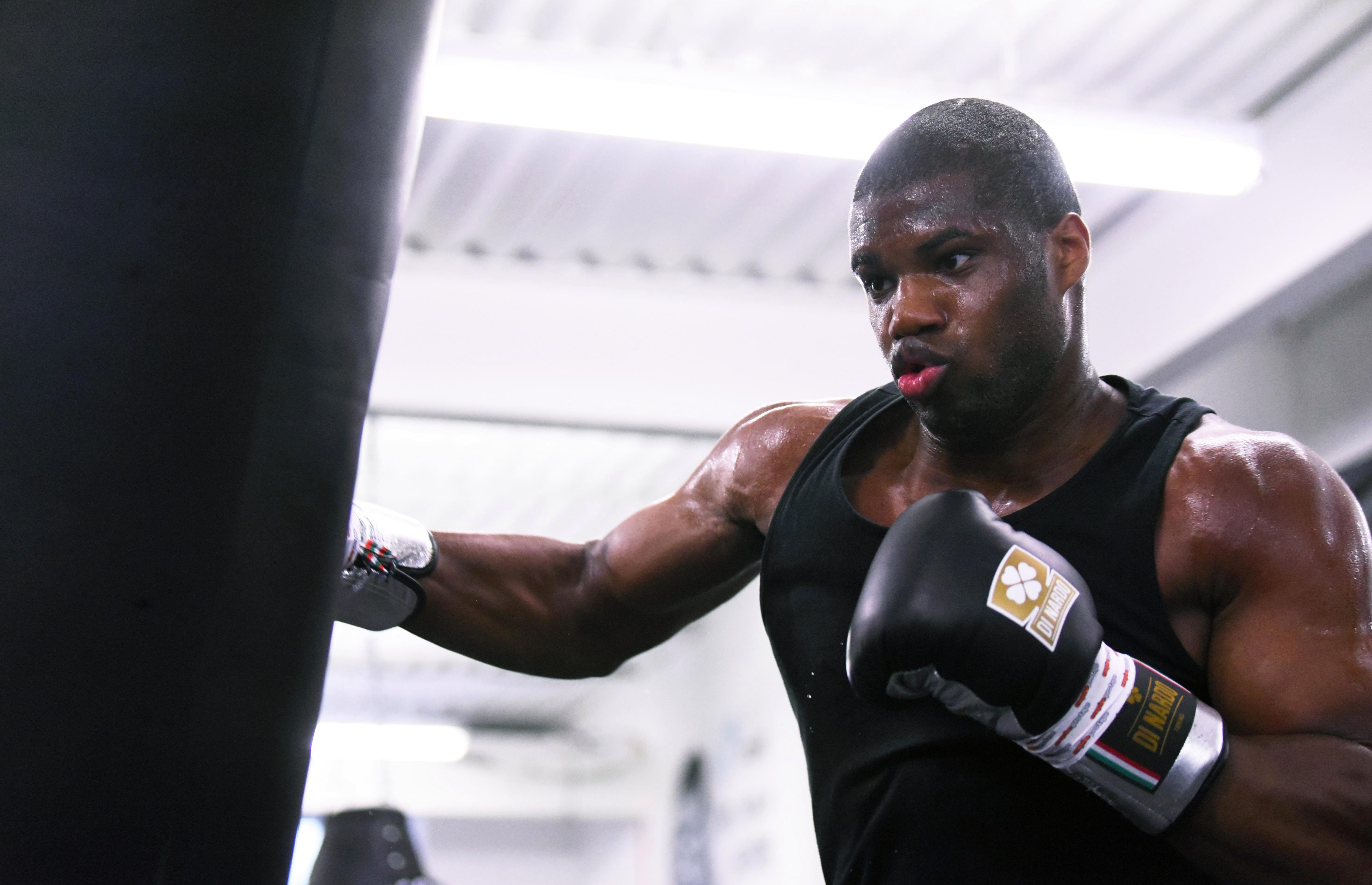 Dubois is one of the most promising heavyweights in the division