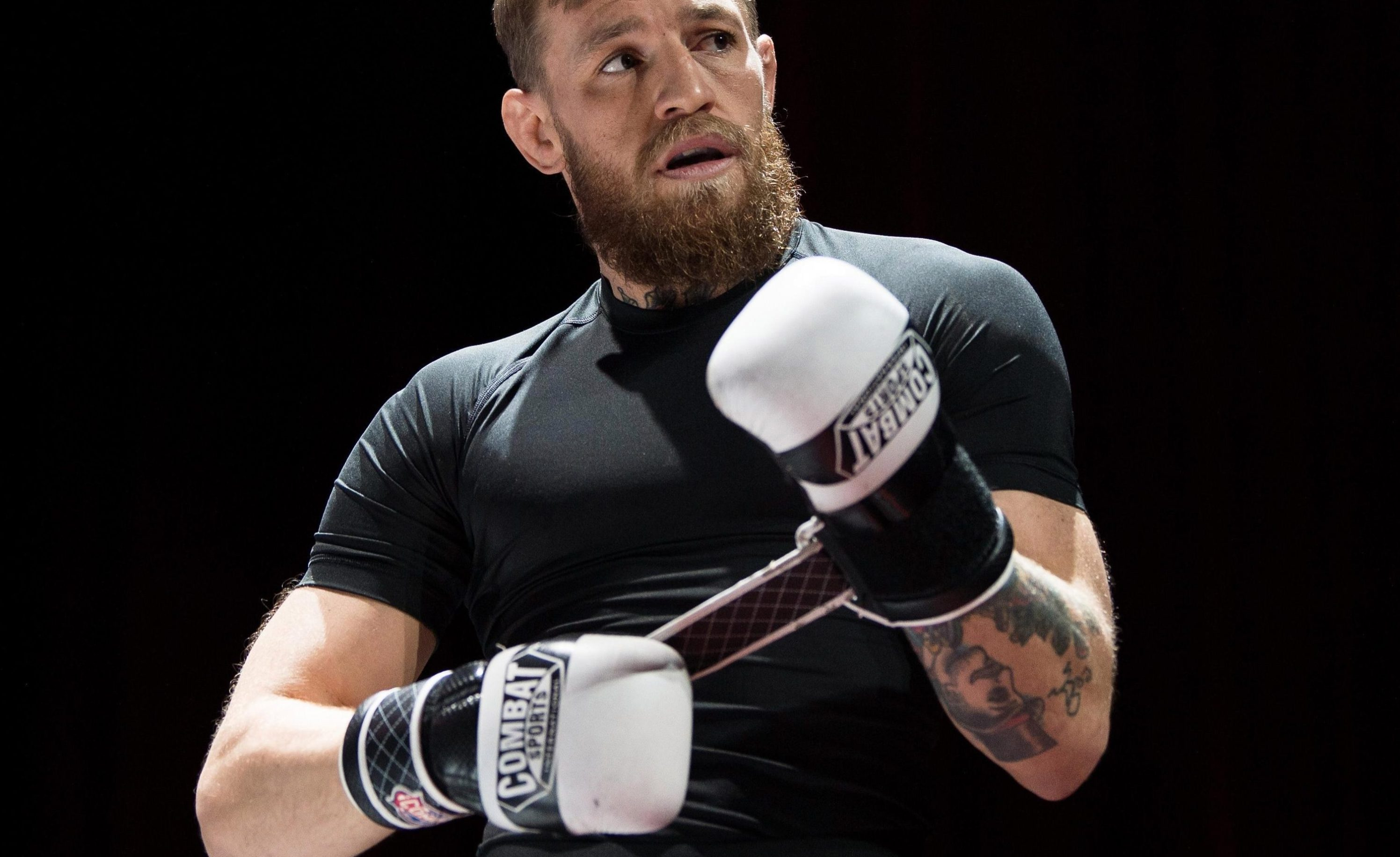 Conor McGregor prepares for his huge upcoming test against Khabib Nurmagomedov