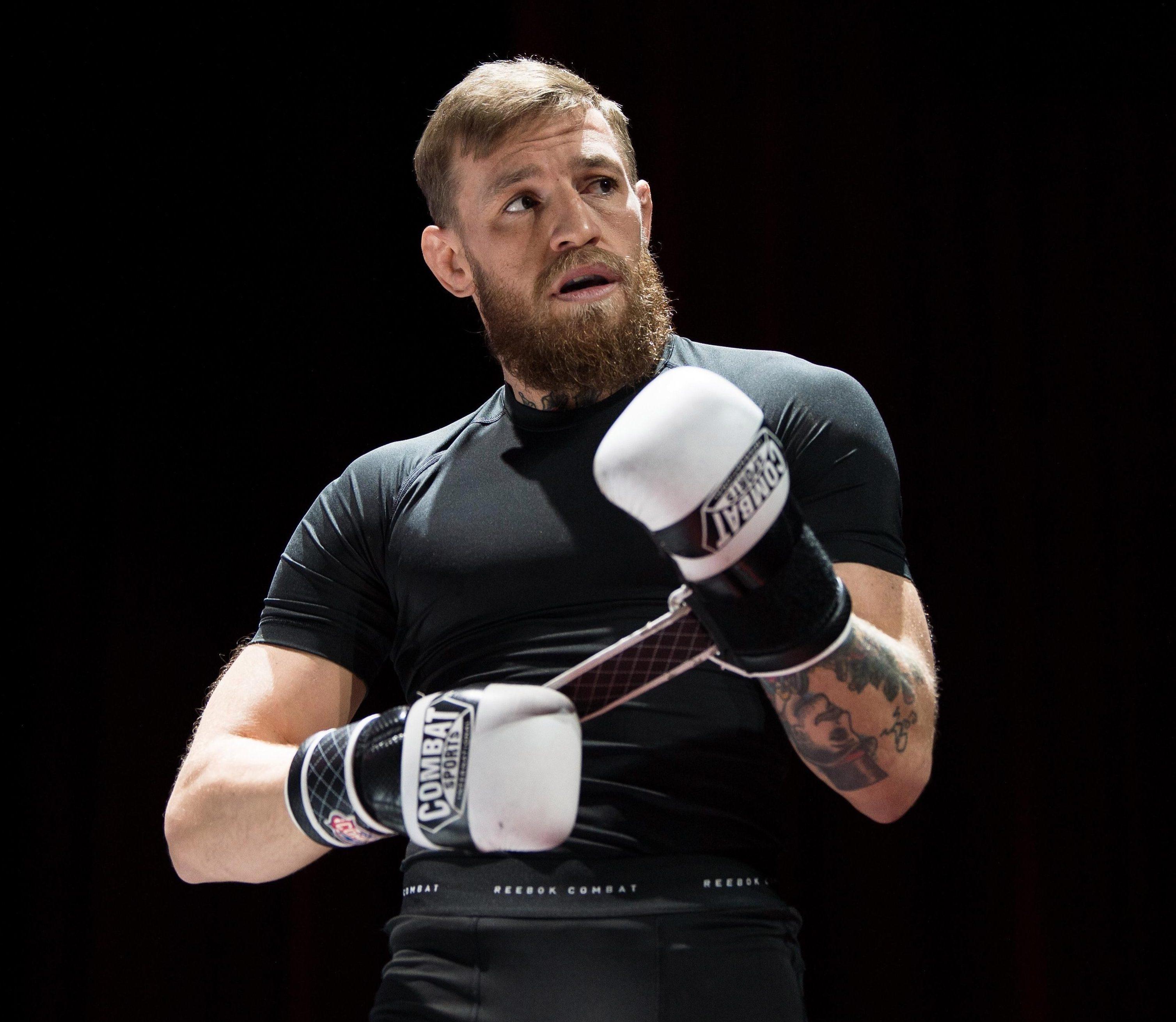 Conor McGregor stands alone when it comes to mental warfare