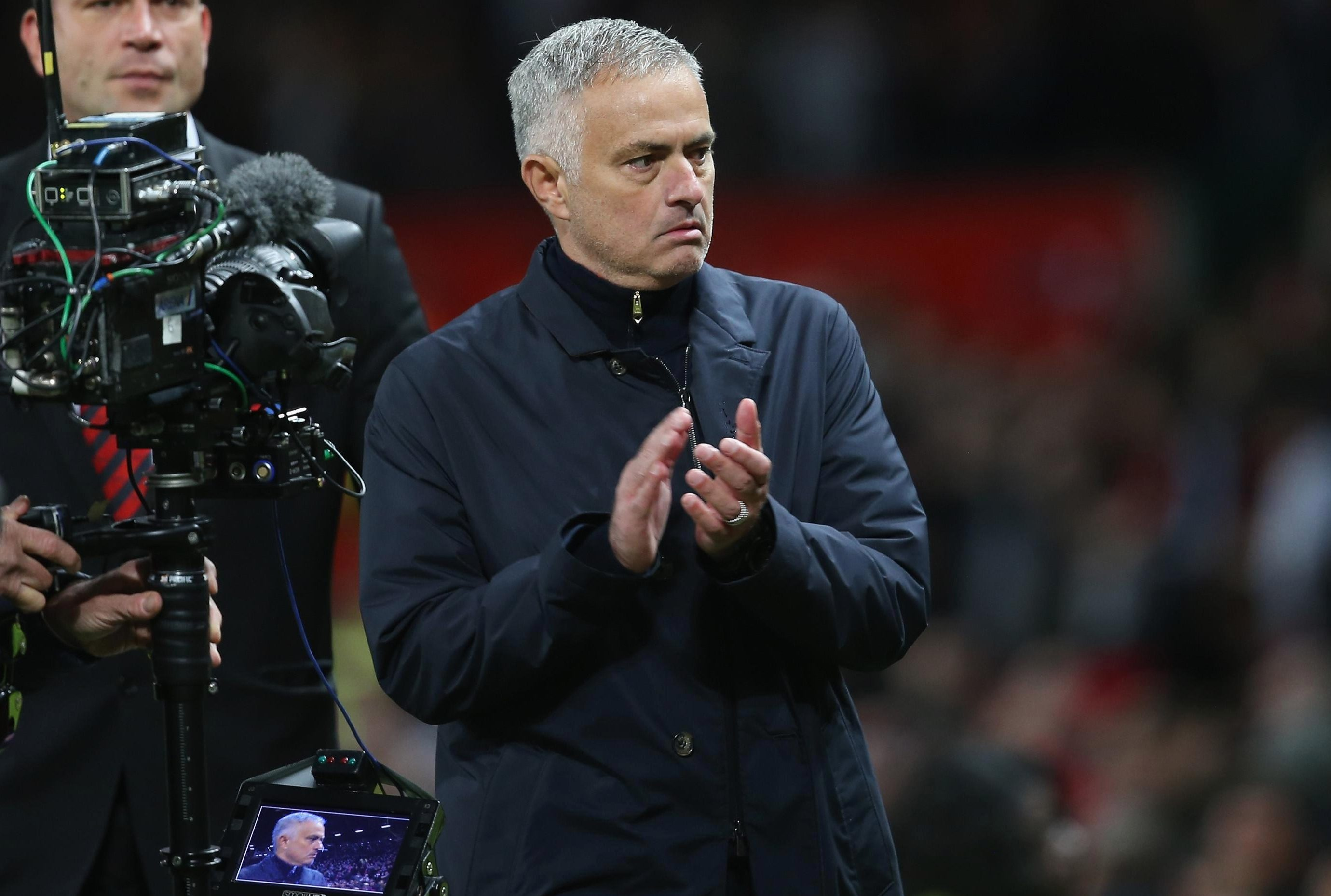 Mourinho listened to his record signing's advice at half-time before his men mounted a stunning comeback