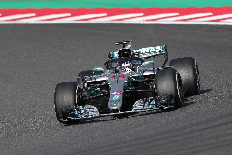 Lewis Hamilton won the Japan GP with a dominant performance at Suzuka