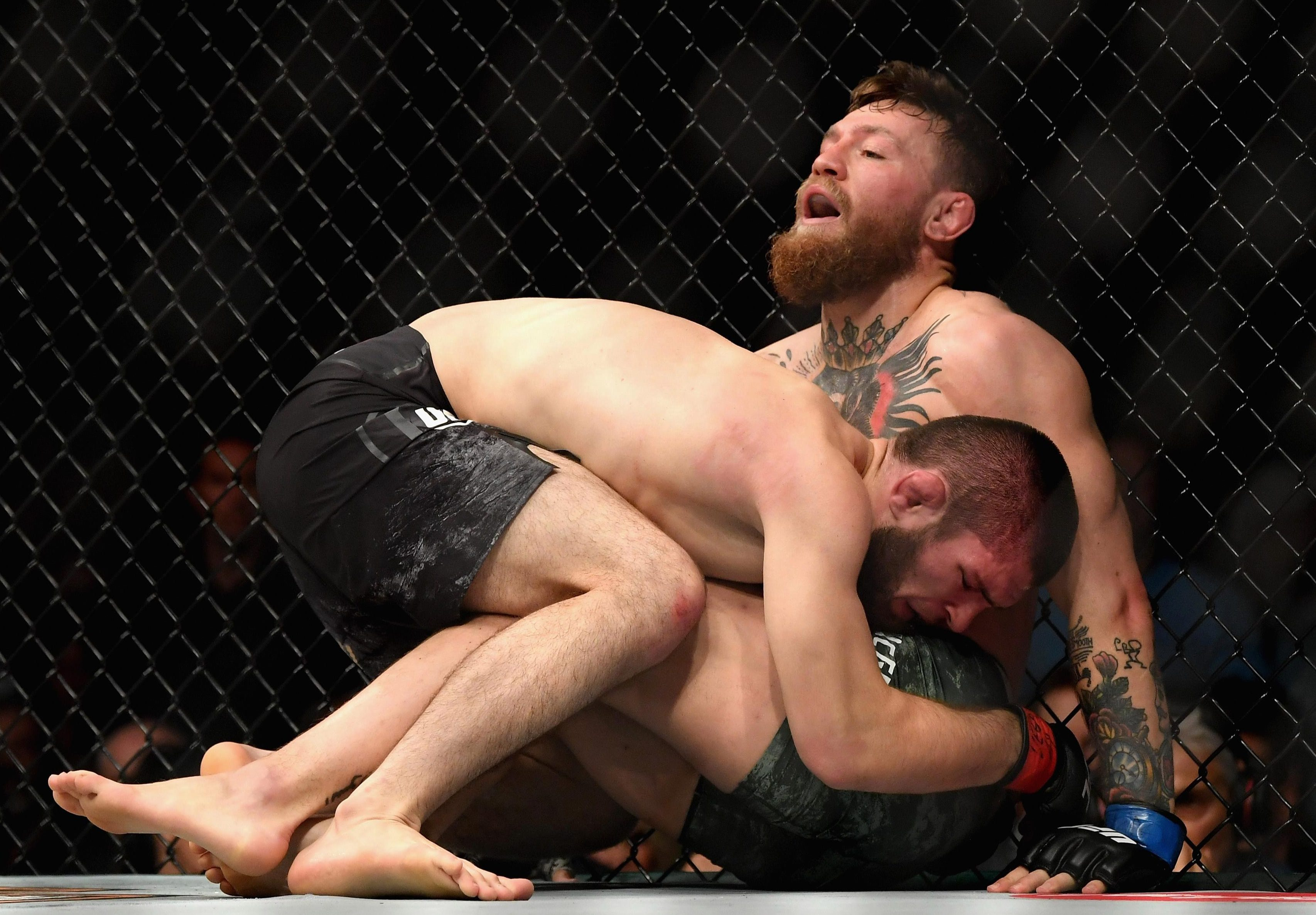 McGregor has already revealed he is desperate for a rematch