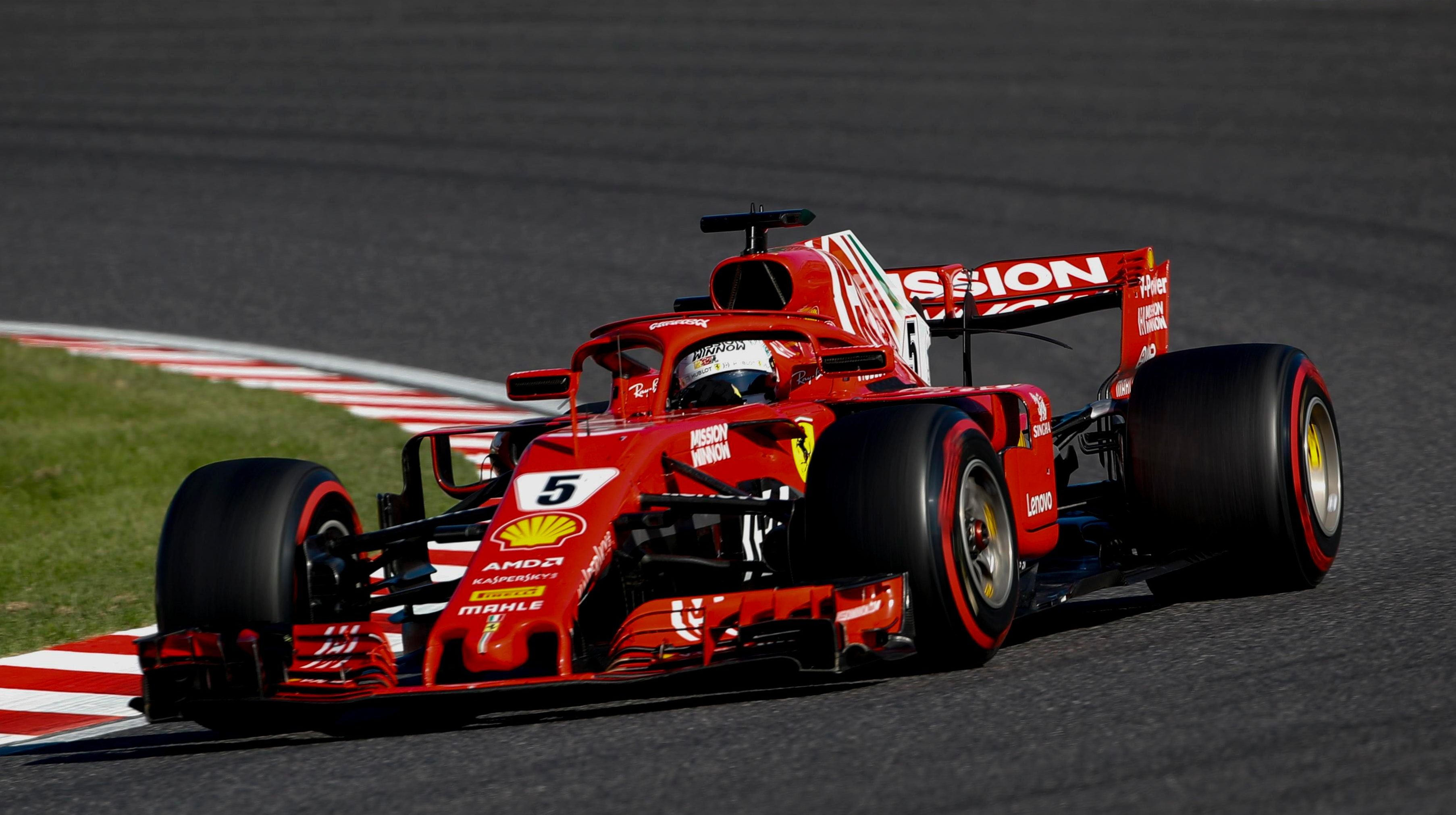 German star Sebastian Vettel drove himself into more trouble, this time in Japan, leading to criticism from Jacques Villeneuve