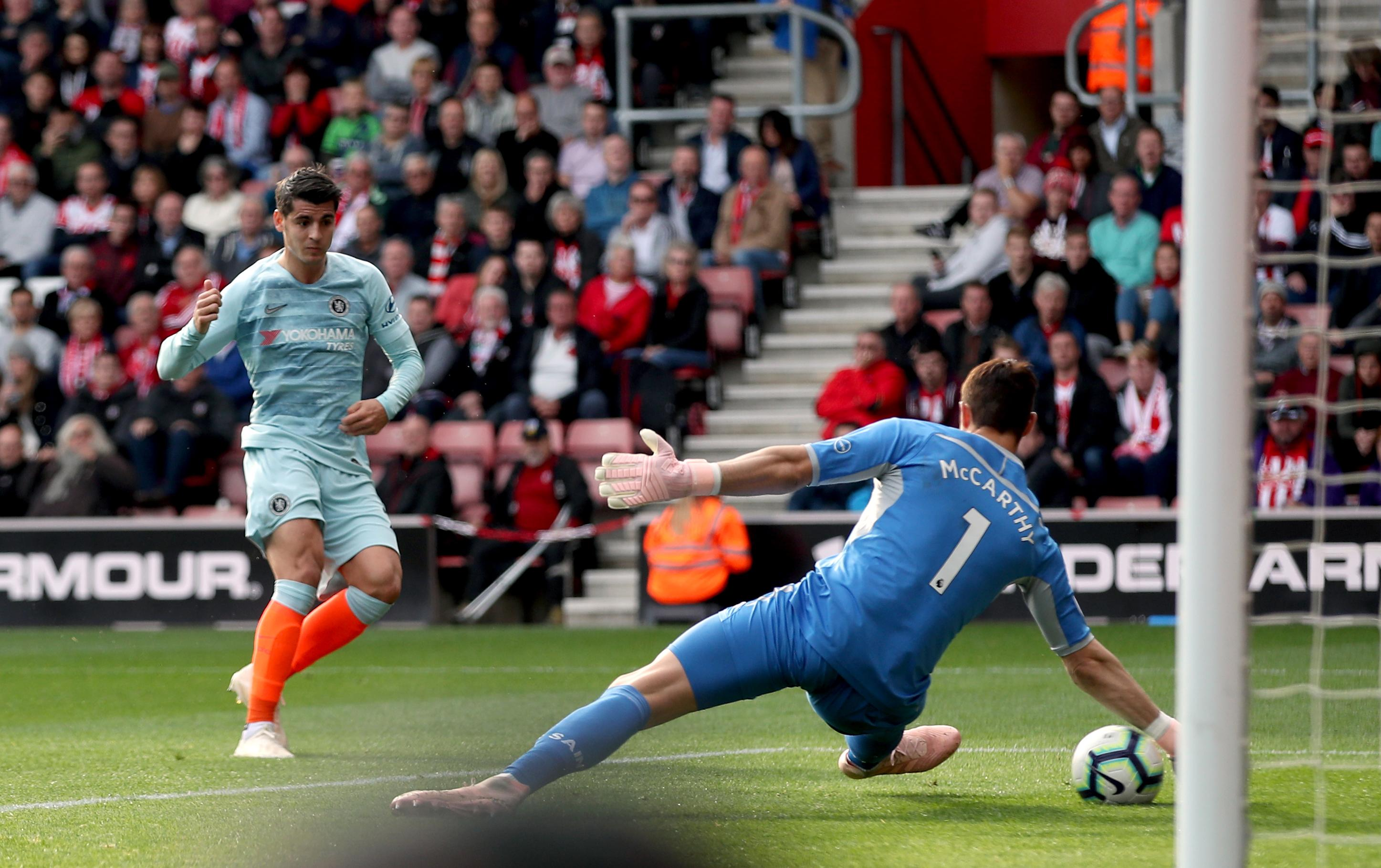 Morata has failed to be the clinical goalscorer Chelsea are desperate for and the club know they could be costly in a title race