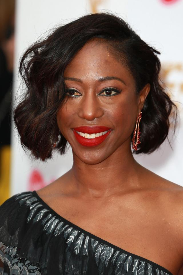 Nikkia Amuka-Bird features in BBC drama Gold Digger