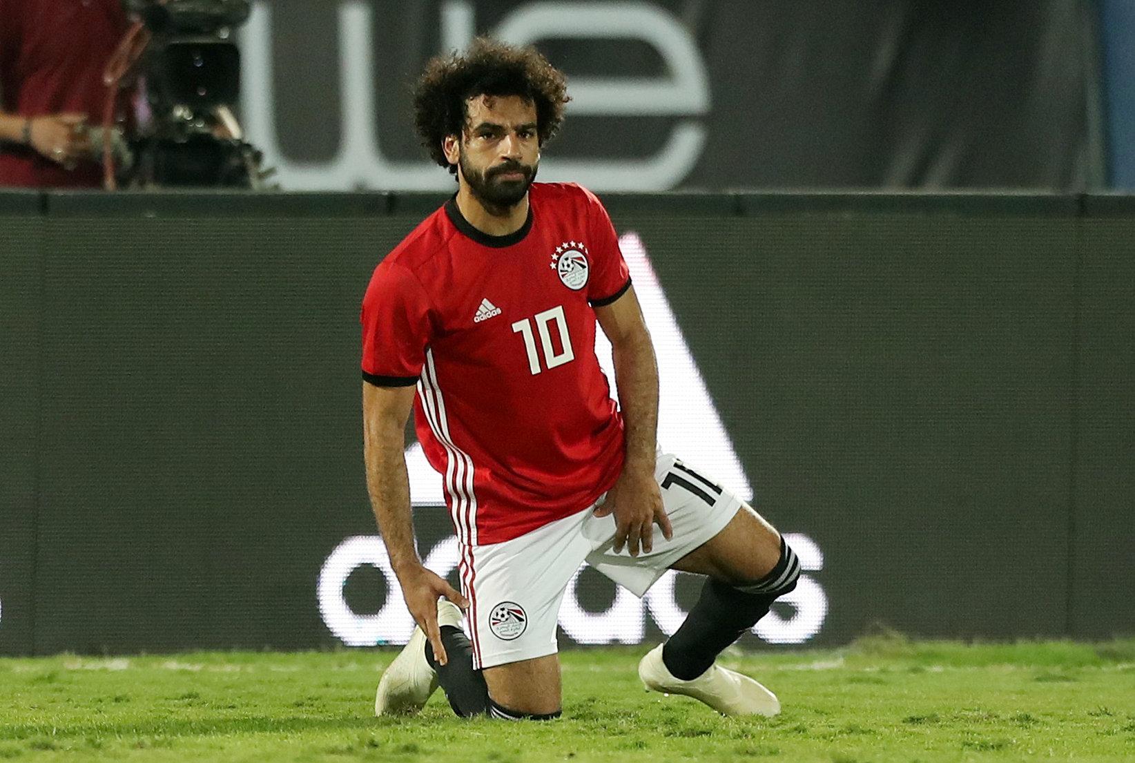 Mohamed Salah Injury Update As Star Returns To Liverpool