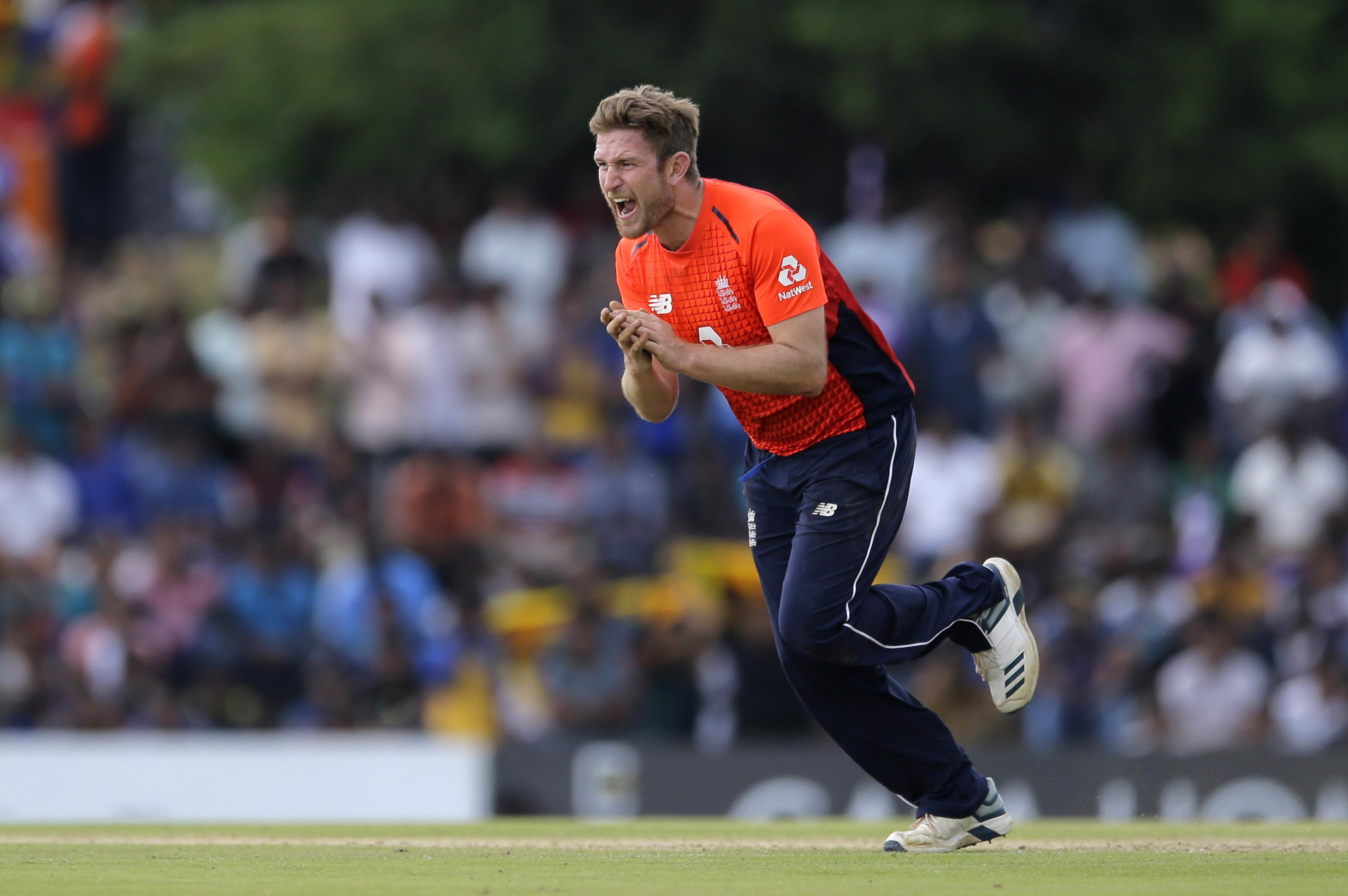 Warwickshire star Chris Woakes took three wickets in five overs against the Lions