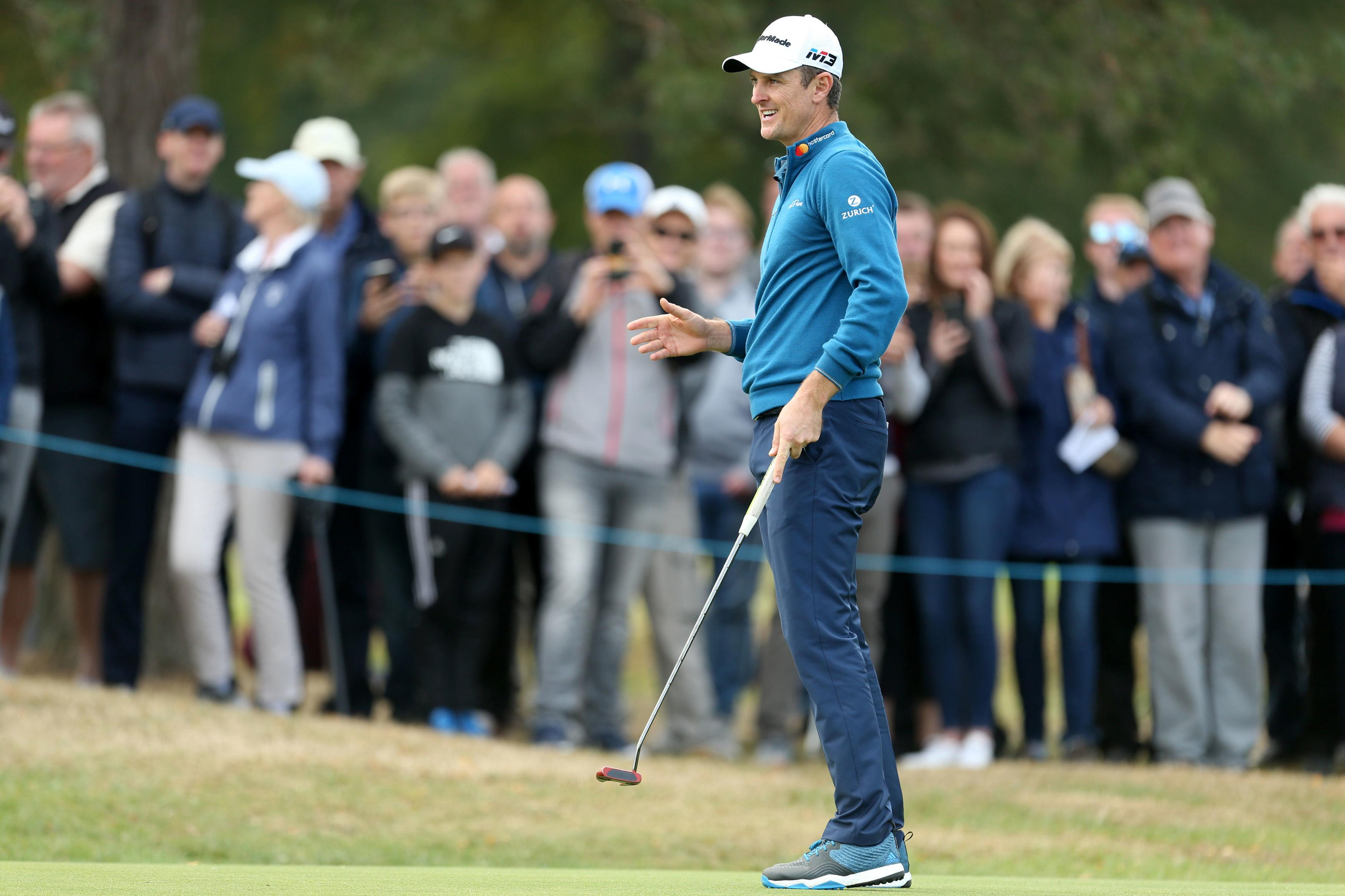 Justin Rose has hosted this week's British Masters but fears the tournament will not exist next year