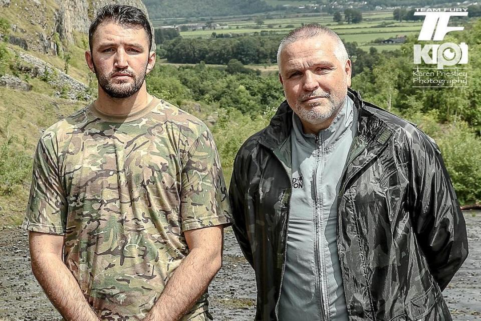Hughie and Peter Fury are the dream team hoping to give Kubrat Pulev nightmares