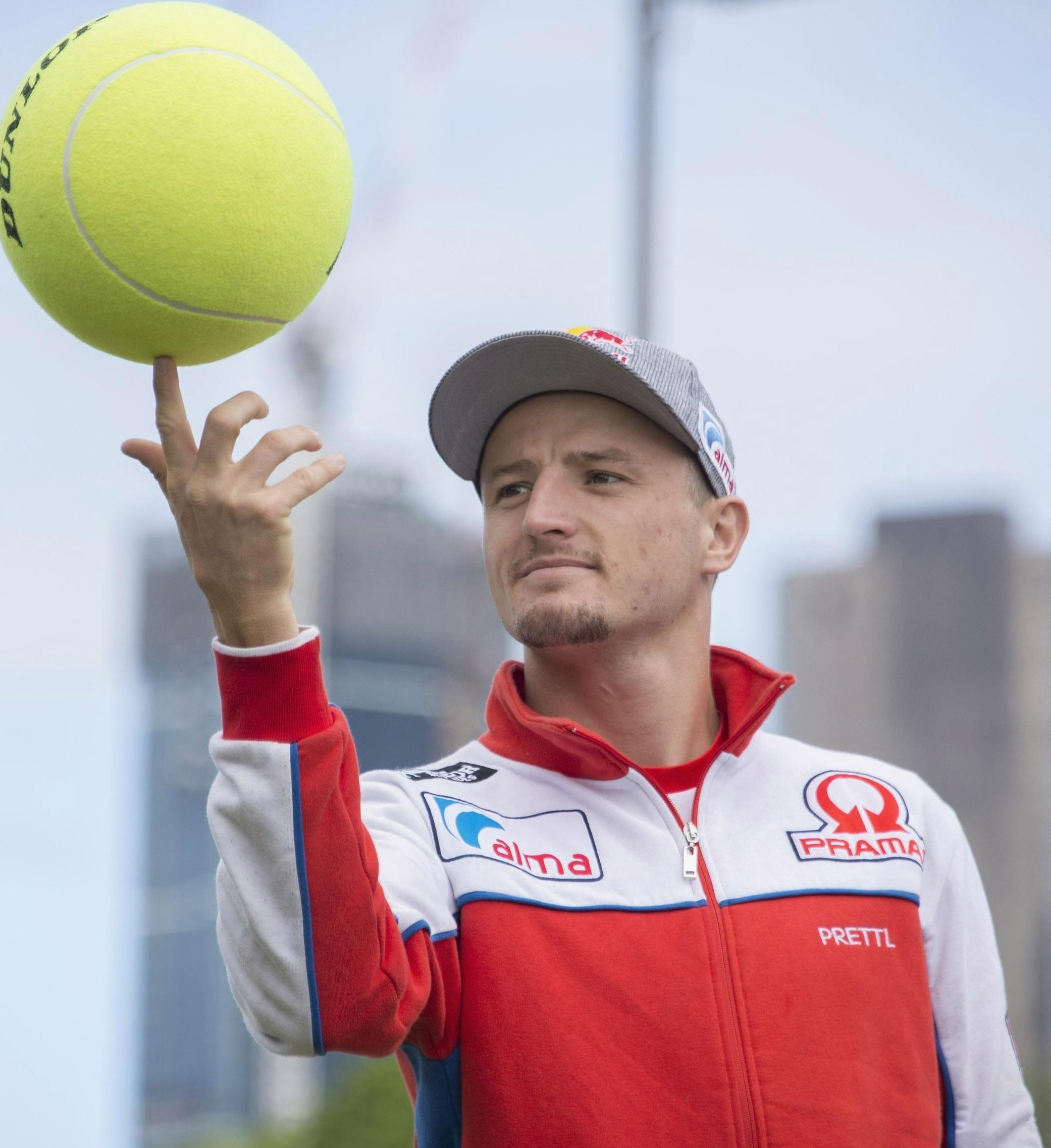 Aussie Jack Miller hopes to spin a home win on Sunday