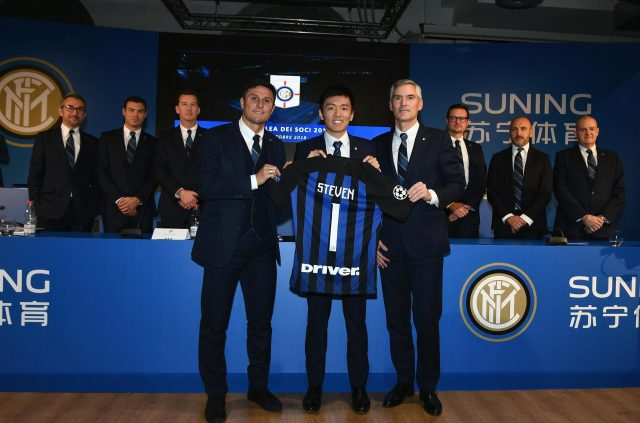Inter Milan appoint youngest-ever president Steven Zhang aged just 26