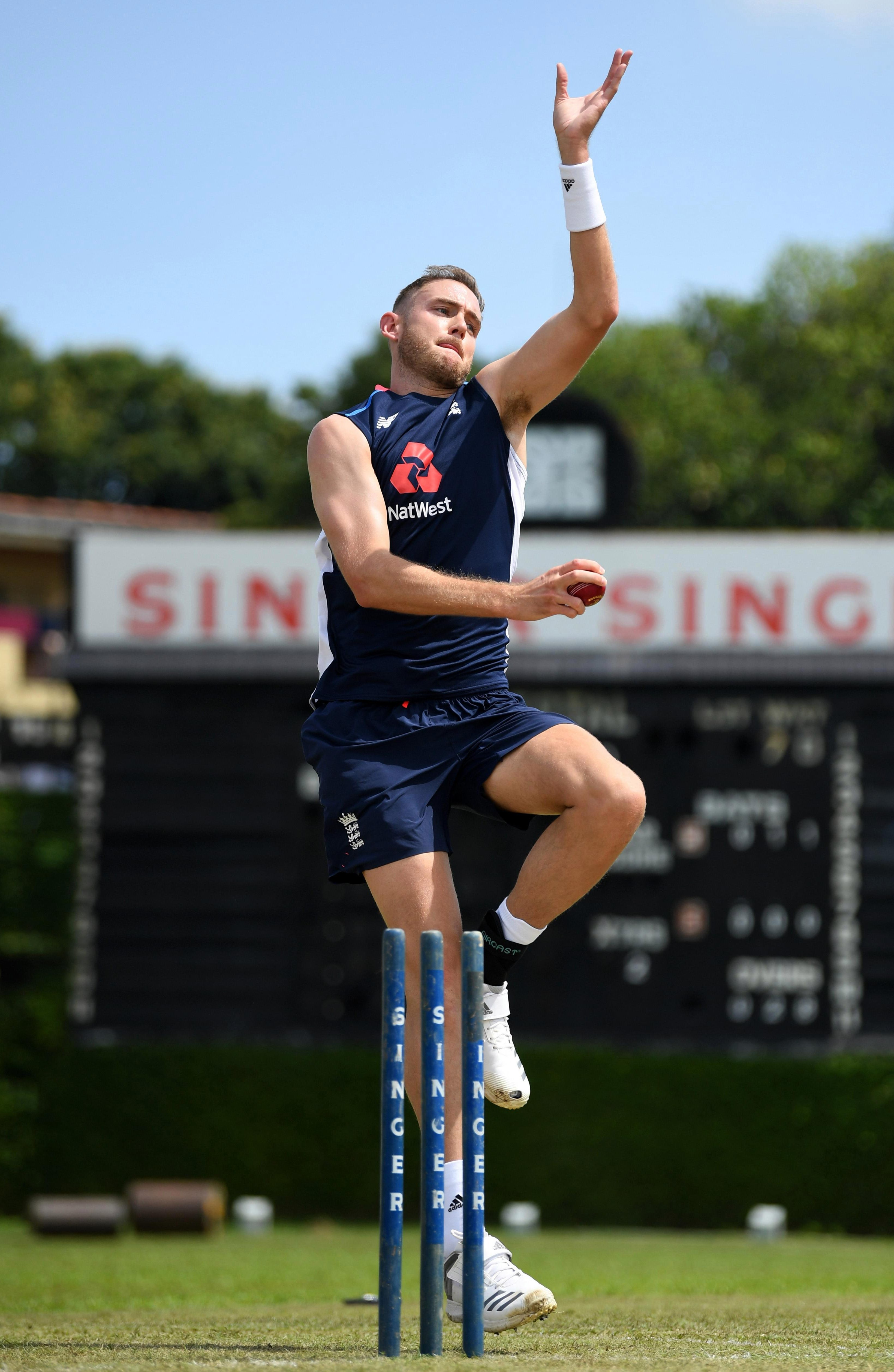 Broad must bowl superbly over the next few days to retain his place