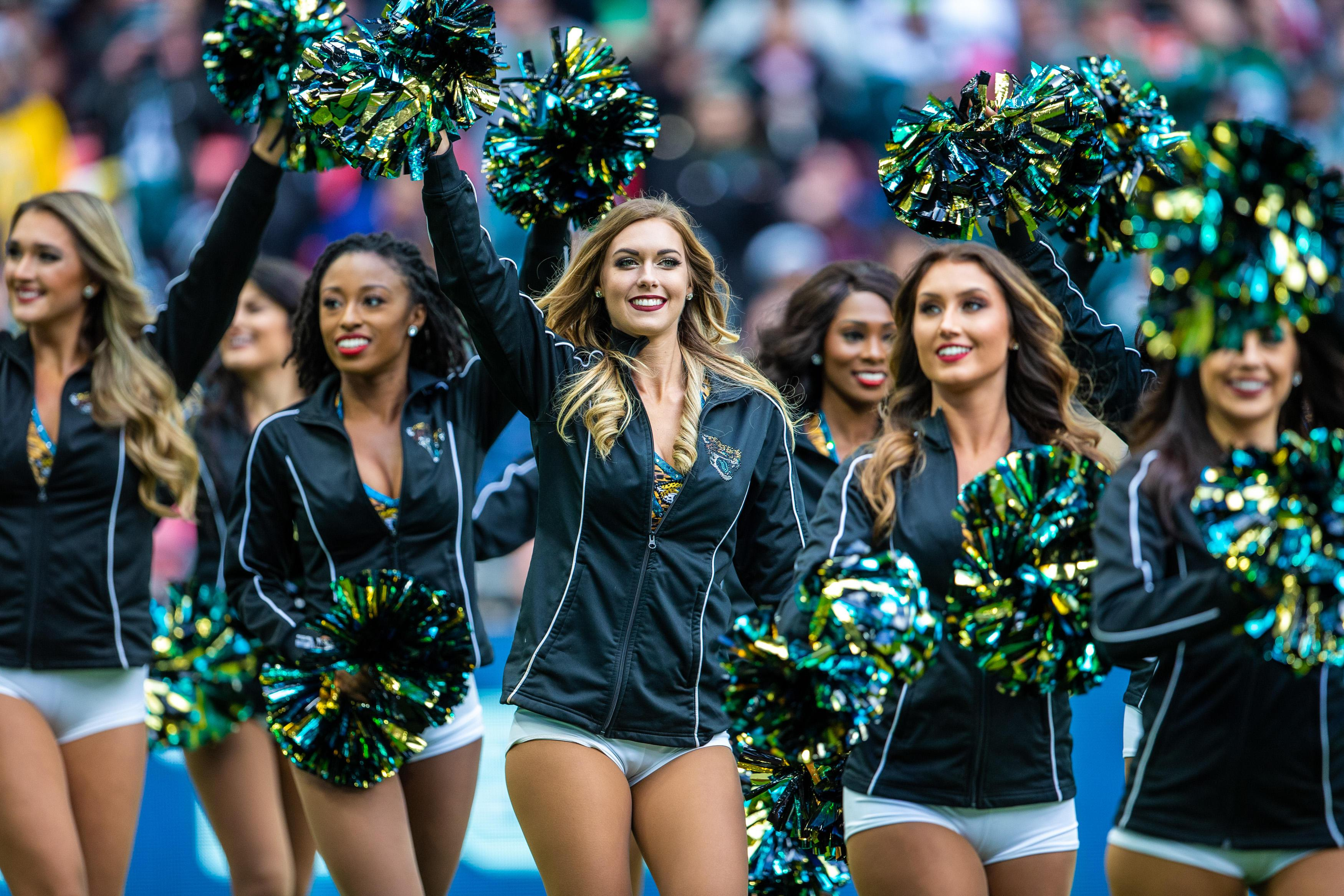 The NFL game in London once again proved to be a raging success