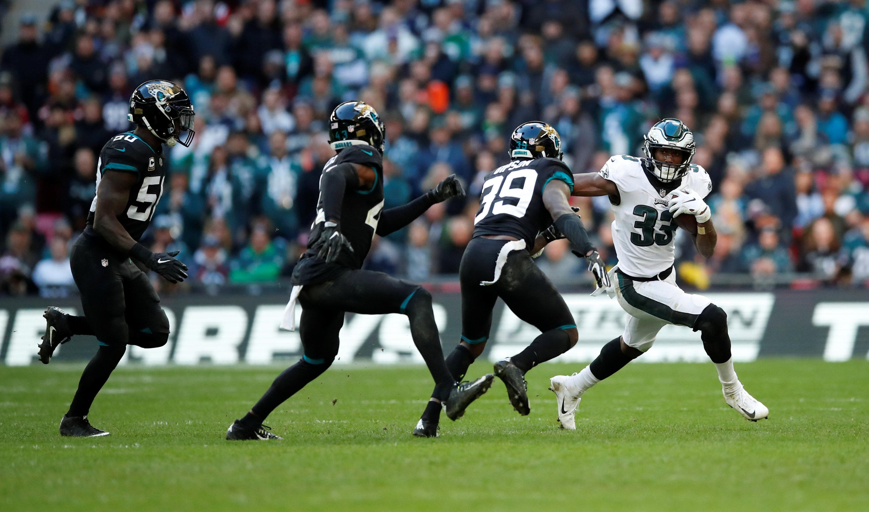 The Jaguars are now in a bit of trouble with a season record of 3-5