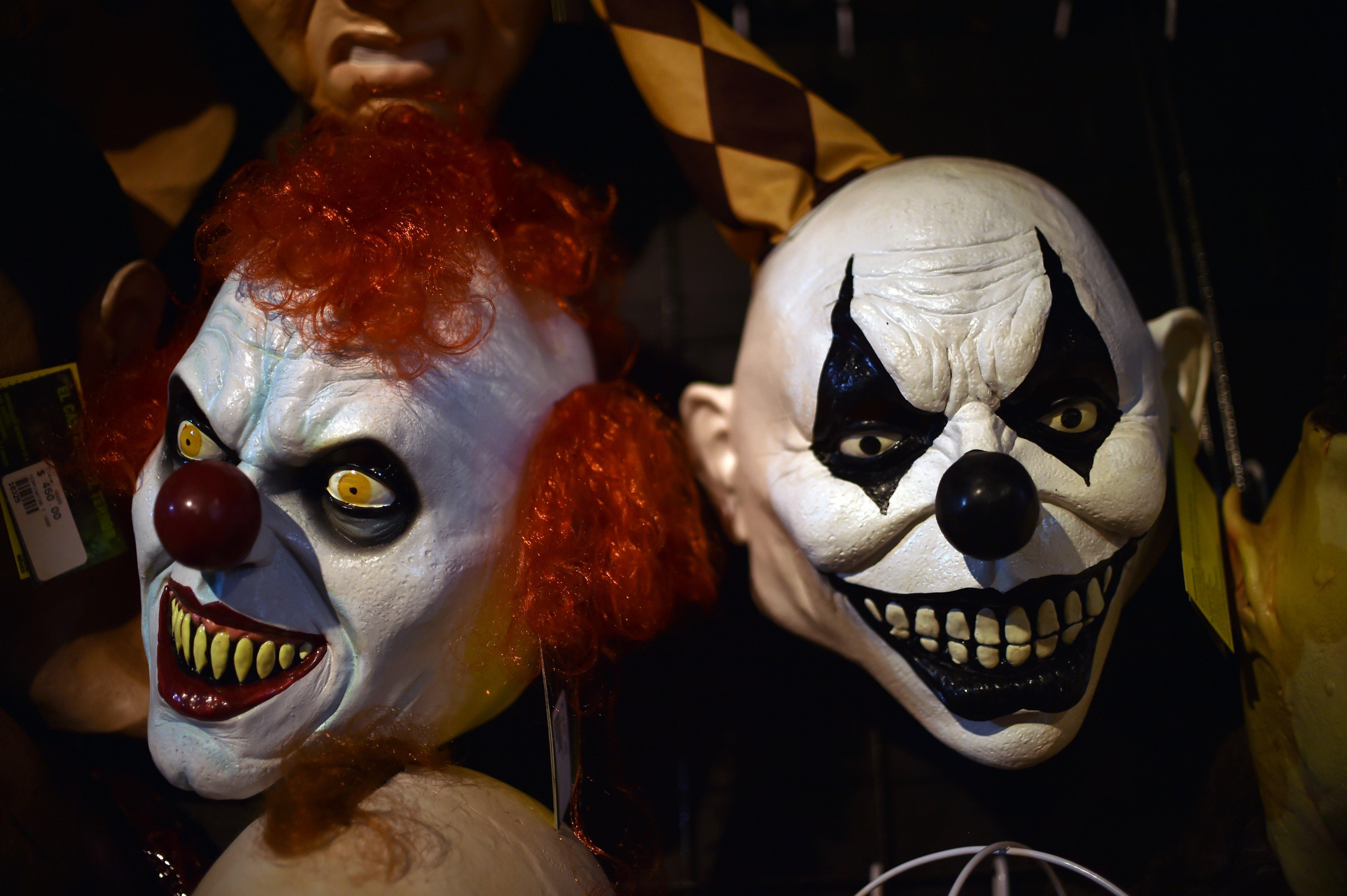 killer clown craze fears