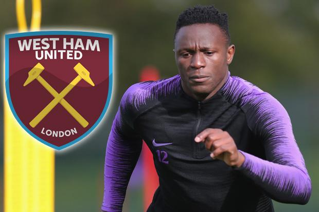 Image result for VICTOR WANYAMA TO WEST HAM