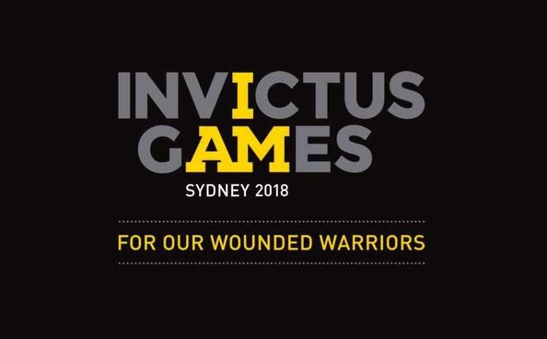 The Invictus Games are taking place in Sydney in 2018