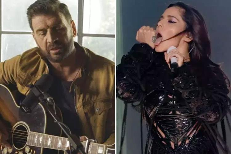 Nick knowles overtakes cheryl on the itunes chart and soars to number one after dec praised his music career     celebrity also rh thesun