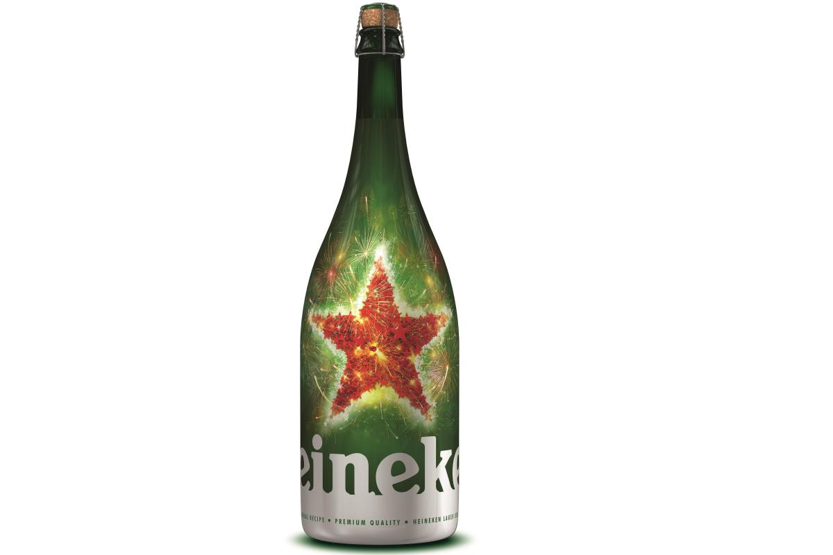 Sainsbury's is launching a magnum of Heineken beer for £8 – but