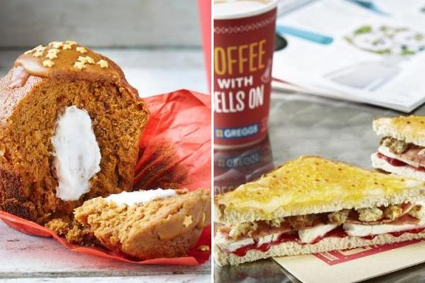 Greggs Christmas menu missing these two items – and customers won't be happy