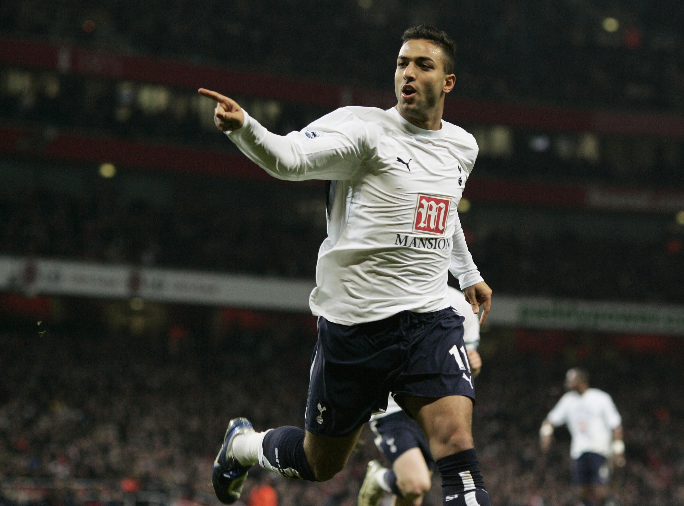 Mido was a fan-favourite during his two seasons at White Hart Lane and went on to play for four other English sides