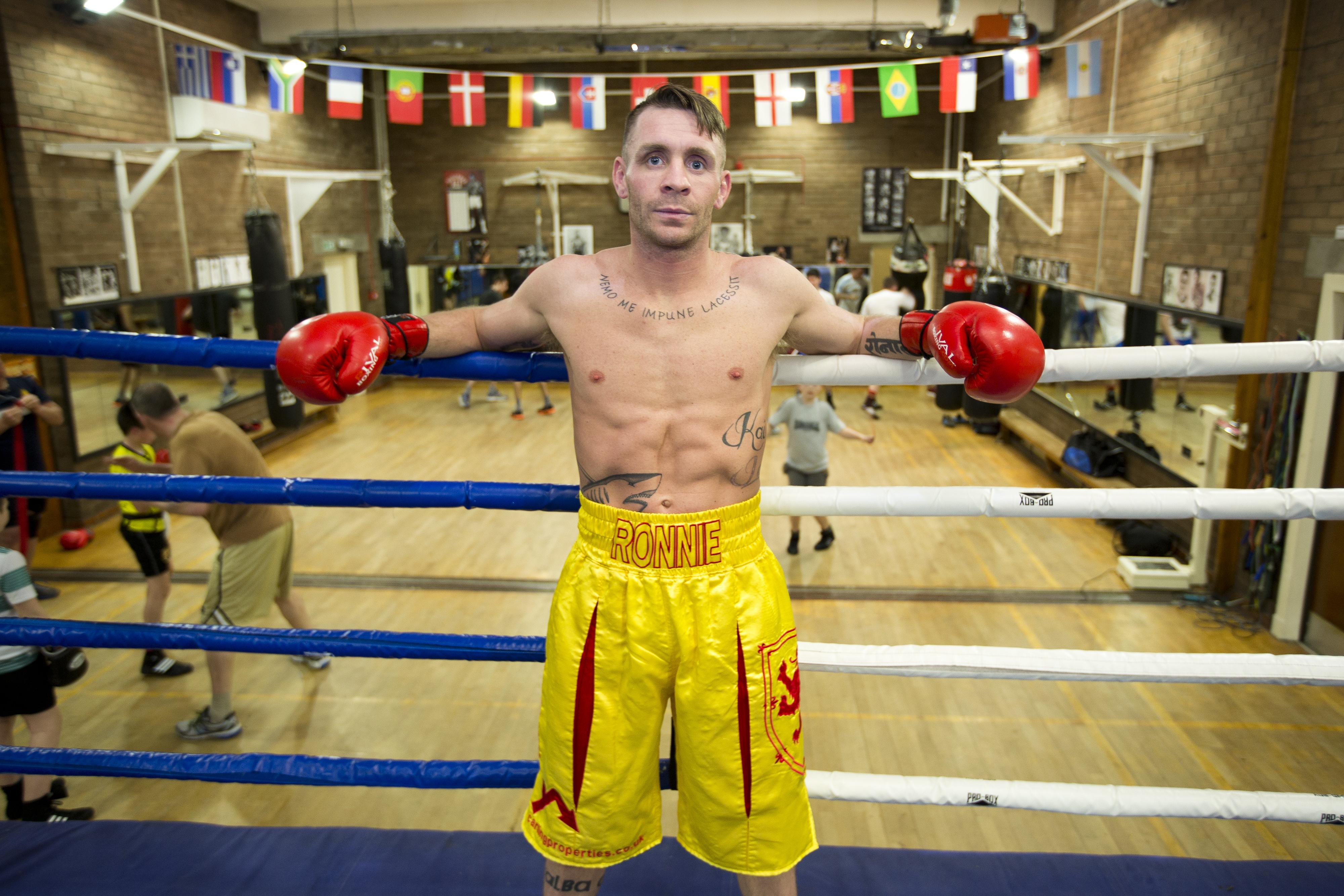 Clark turned professional in 2011 and has 21 wins out of 27 bouts