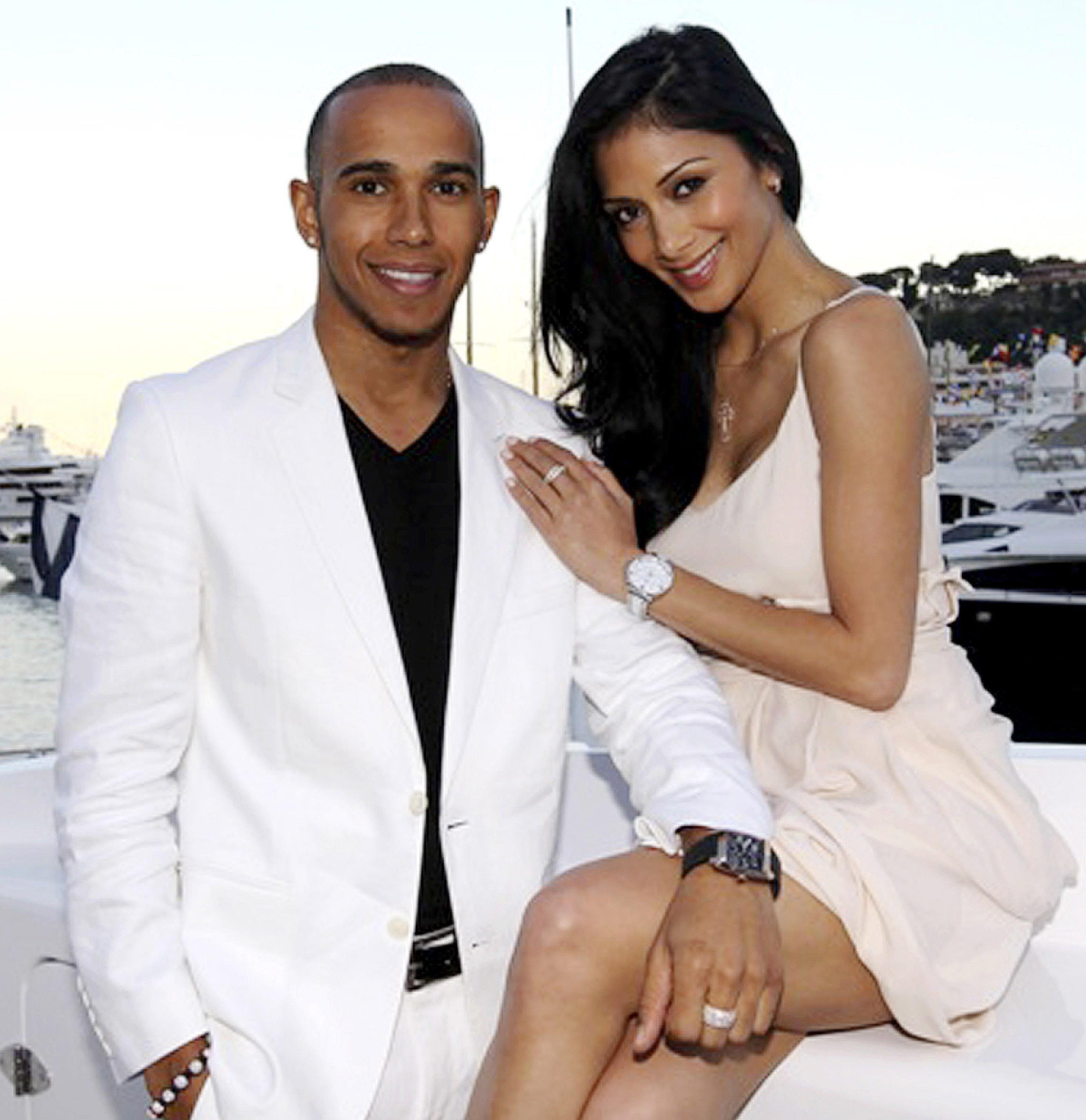 His family thought Lewis had found the one in Nicole, but they split after eight years
