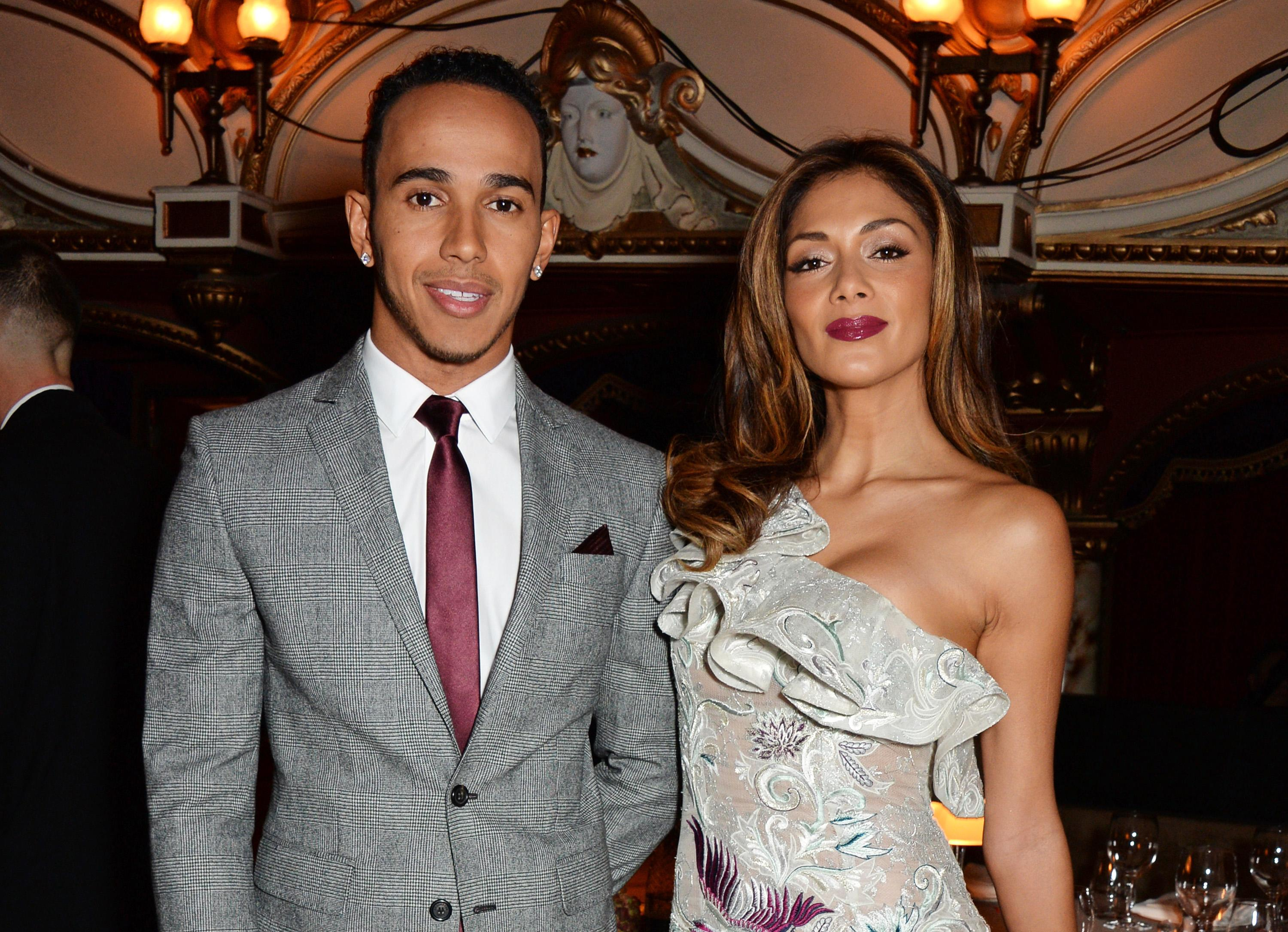 Nicole and Lewis were reported to have clashed over having a family