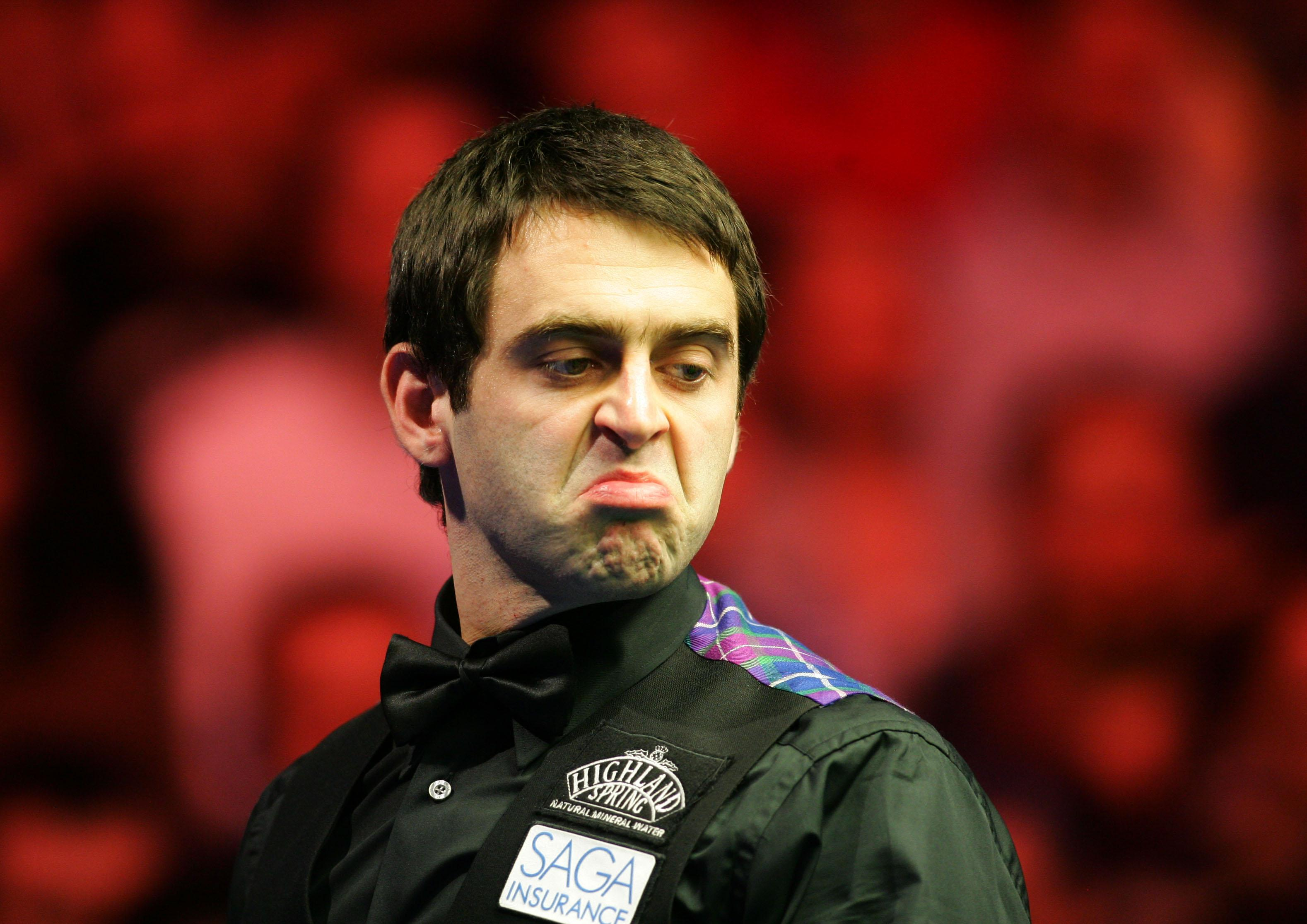 Ronnie O'Sullivan once snubbed the chance to make a 147 break because he felt the prize money wasn't enough