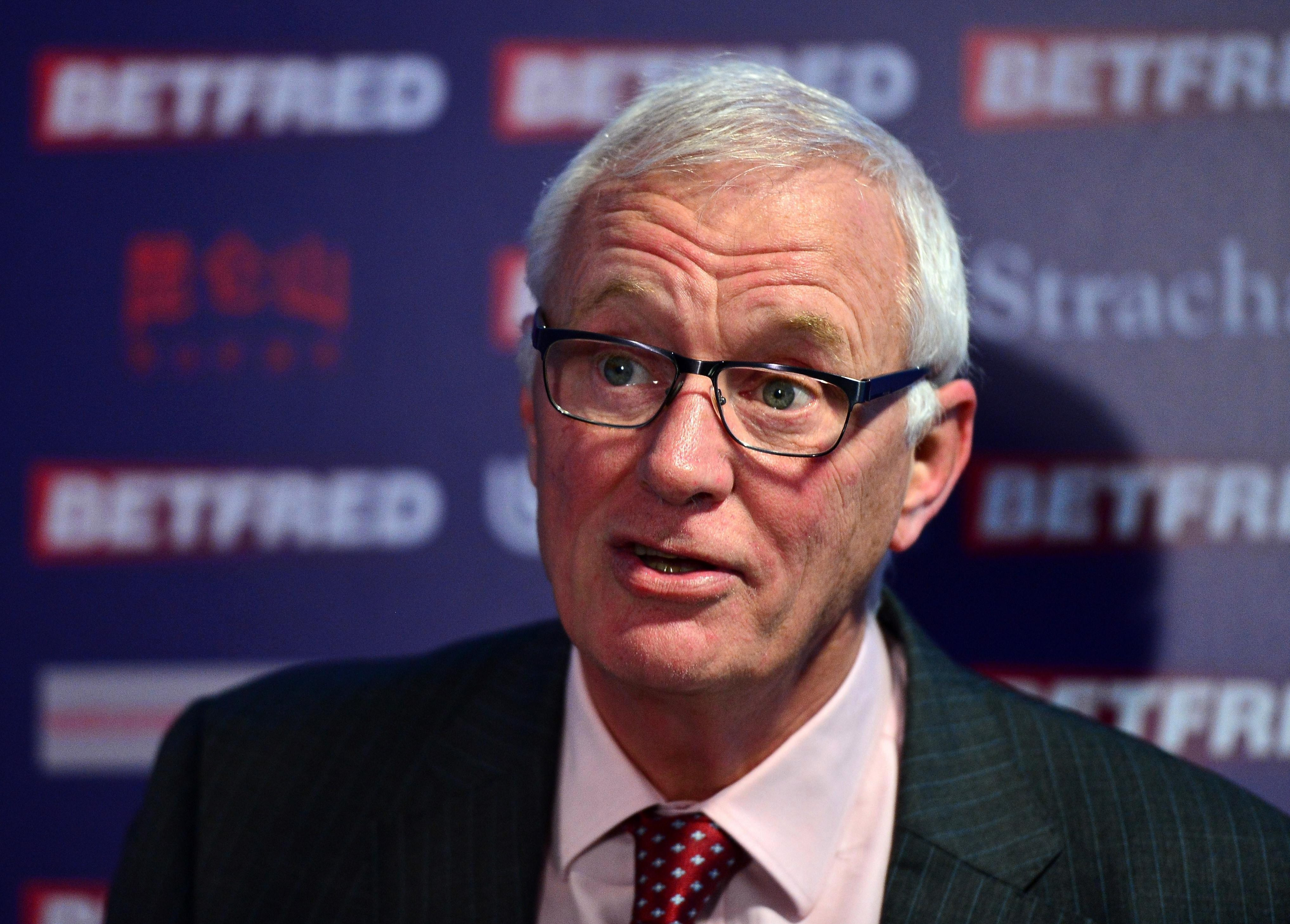 Barry Hearn has promised not to turn the other cheek over Fart Gate