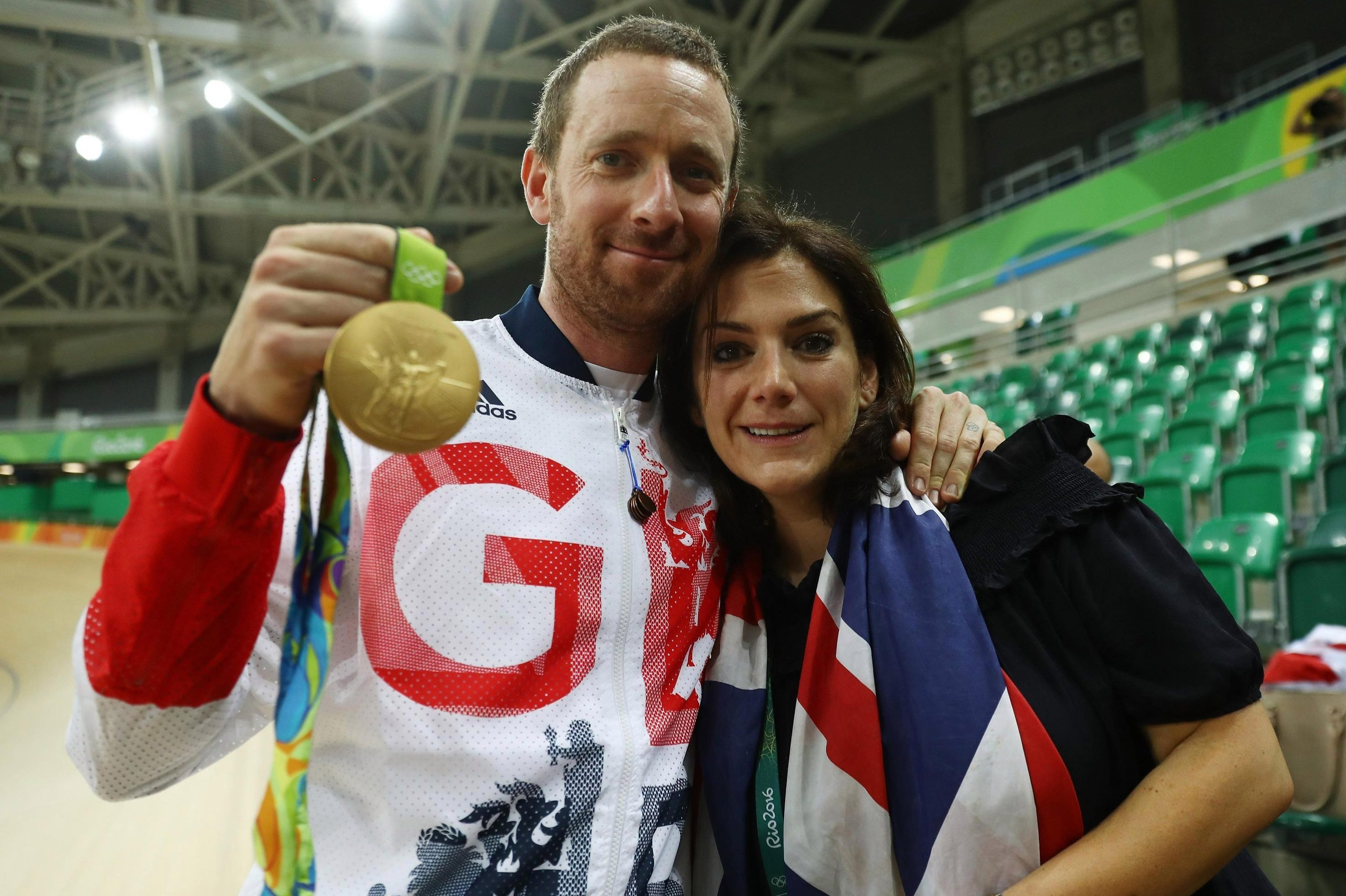 Sir Bradley Wiggins admitted his wife Cath was 'nearly killed' by the doping allegations