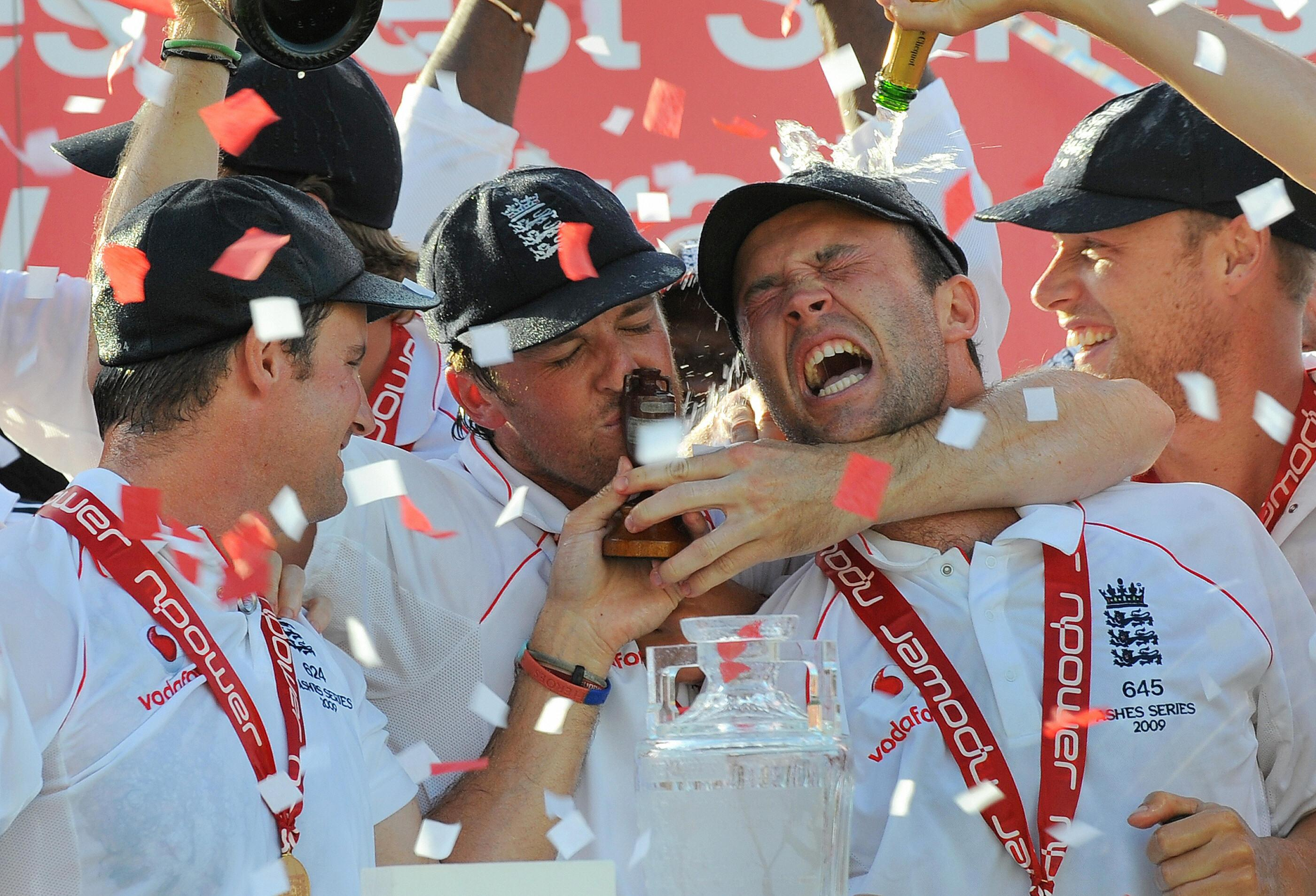 Jonathan Trott had plenty of highs to go with the lows in his career