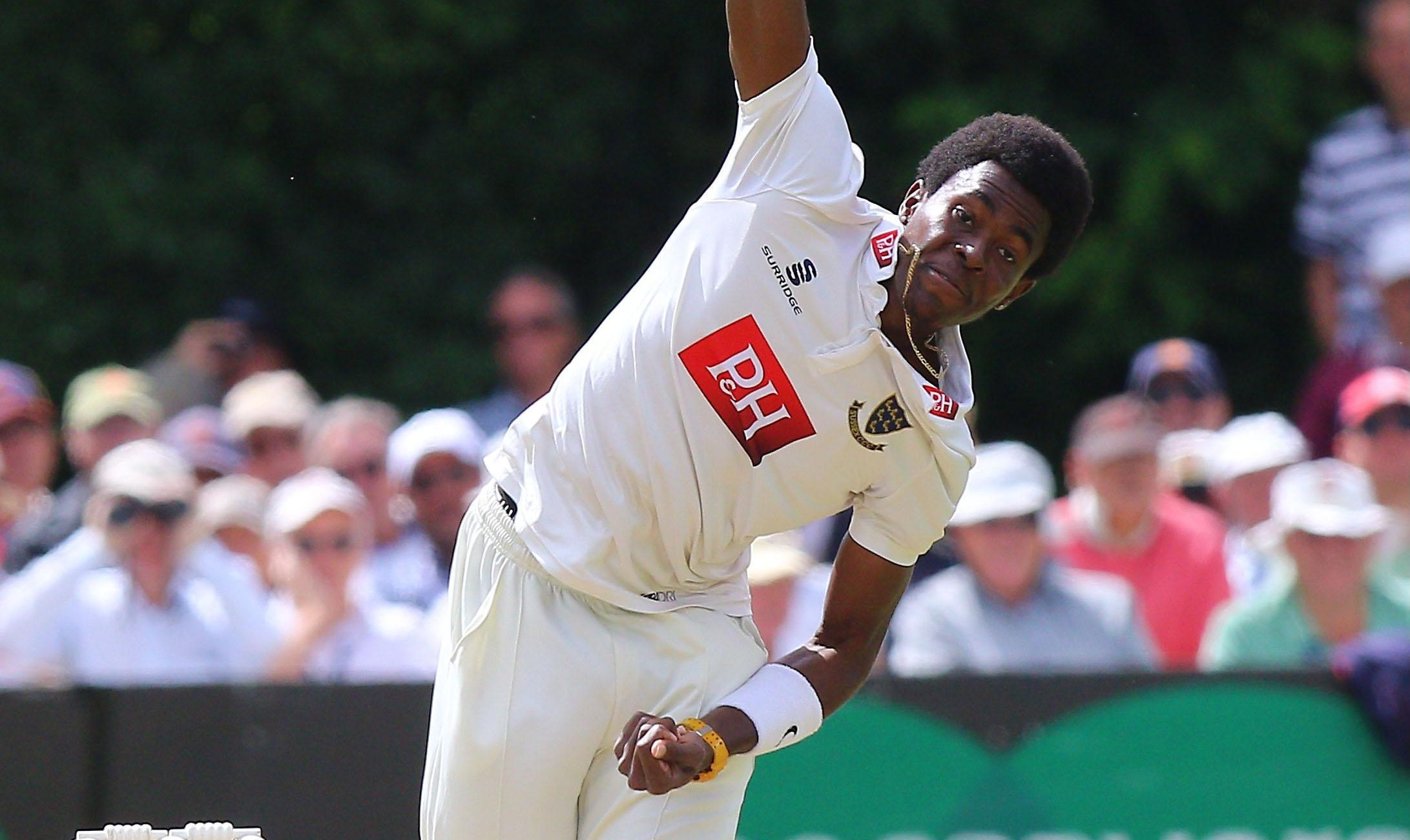 The 23-year-old has already played 28 first-class games for Sussex